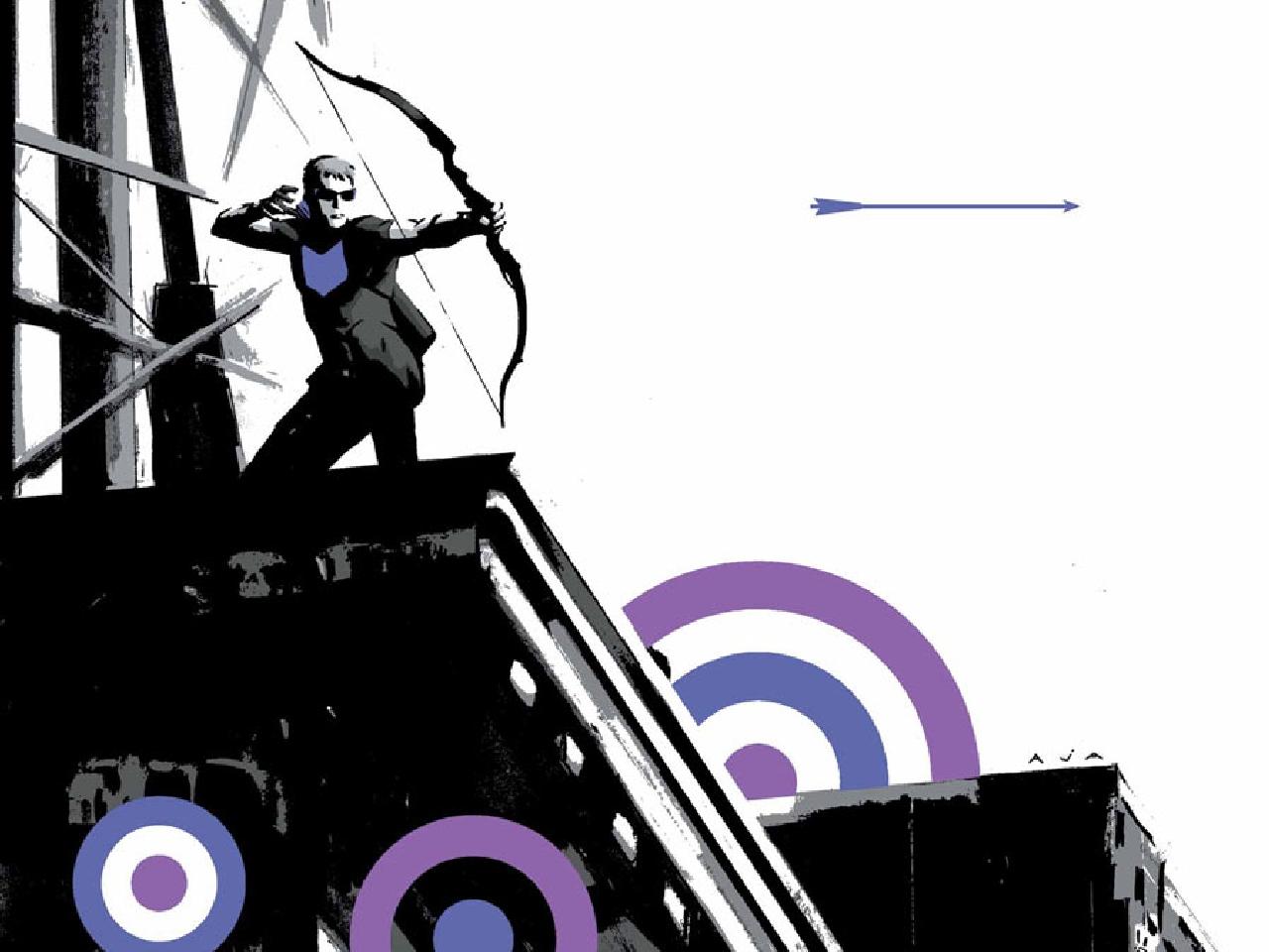 Comics   Hawkeye Wallpaper 1280x960