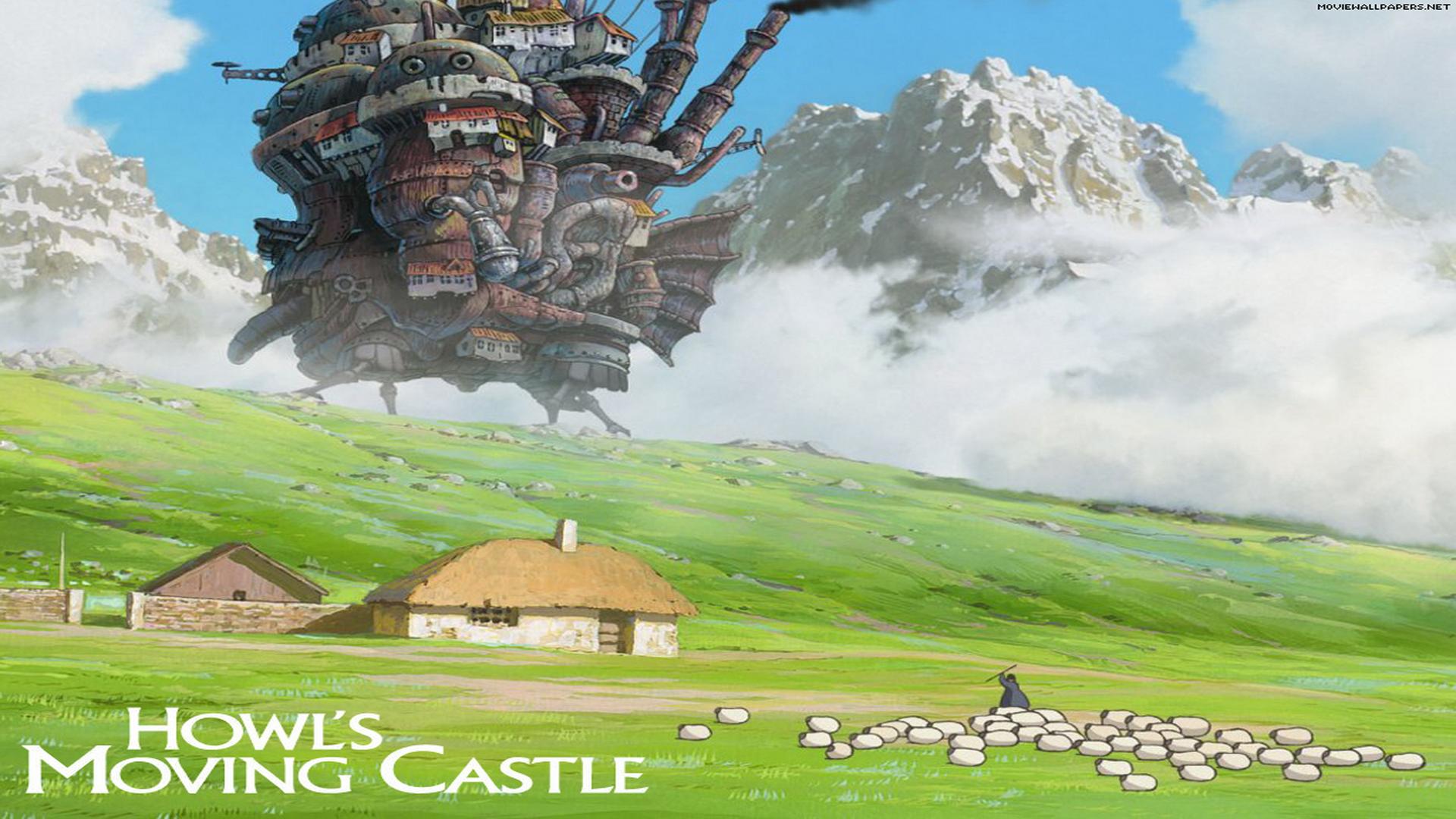 desktop wallpaper castle howl s - photo #41