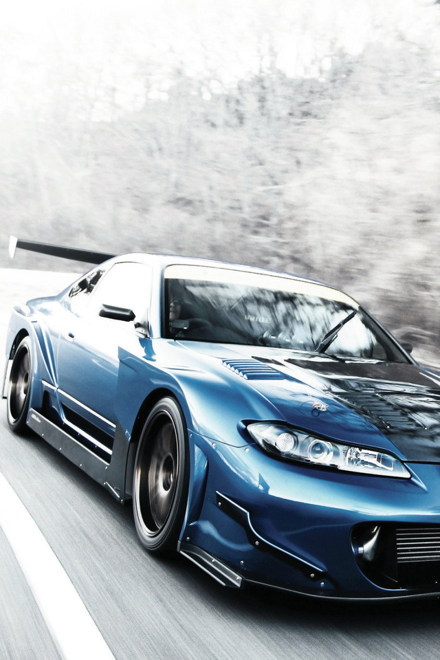 Download Download For Iphone Cars Wallpaper Nissan Silvia 640x960