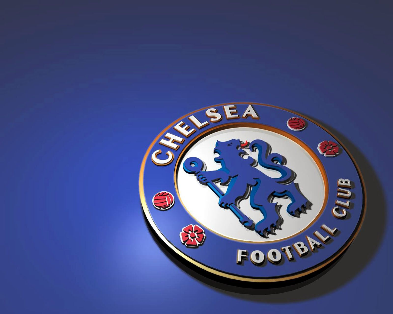 HD Chelsea FC Logo Wallpapers 1600x1280
