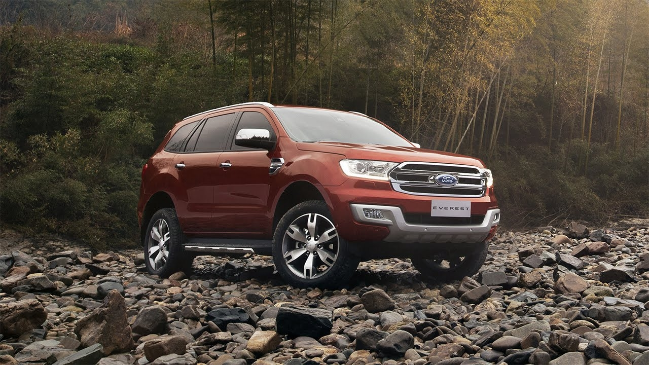 New 2019 Ford Endeavour Look Wallpapers Car Release Date 1280x720