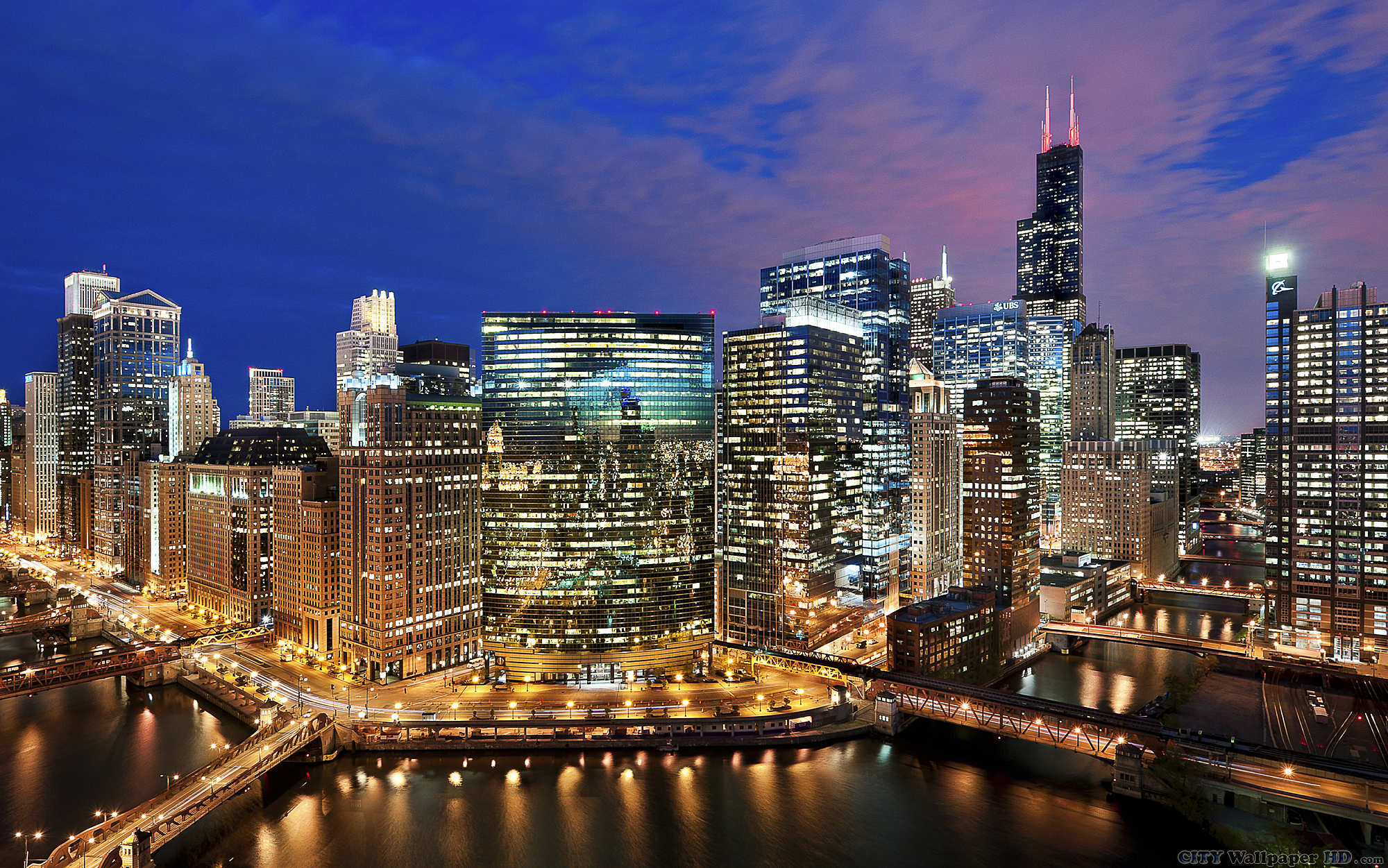 Almighty Chicago Download cityscapes for your computer 2000x1251