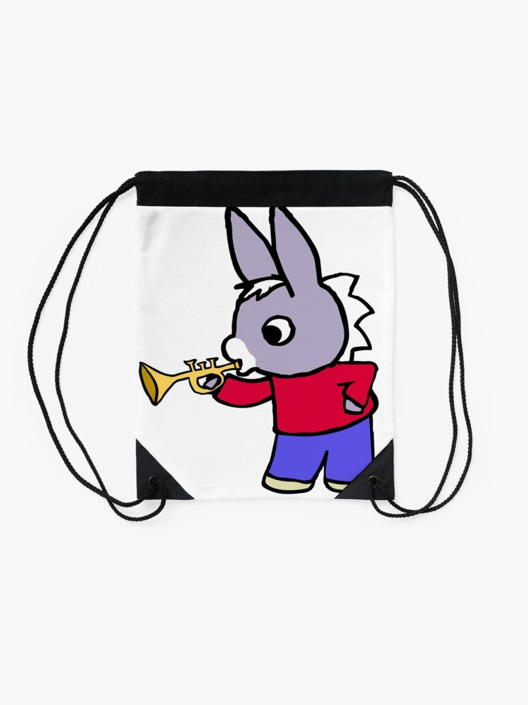 lane trotro Drawstring Bag by JoanaRamos Redbubble 750x1000