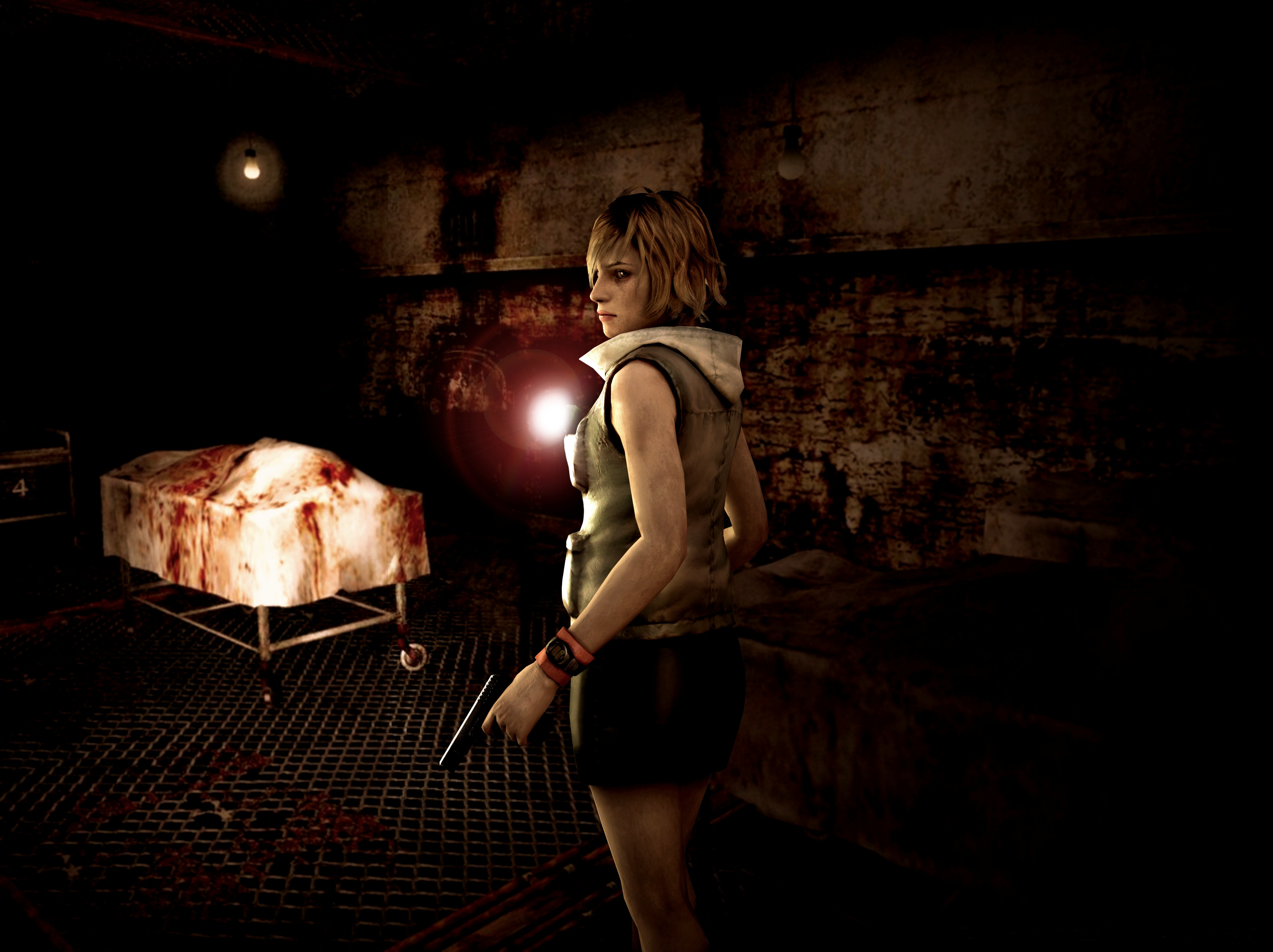 heather mason fan art silent hill 3 wallpapers photos pictures 1680x1050