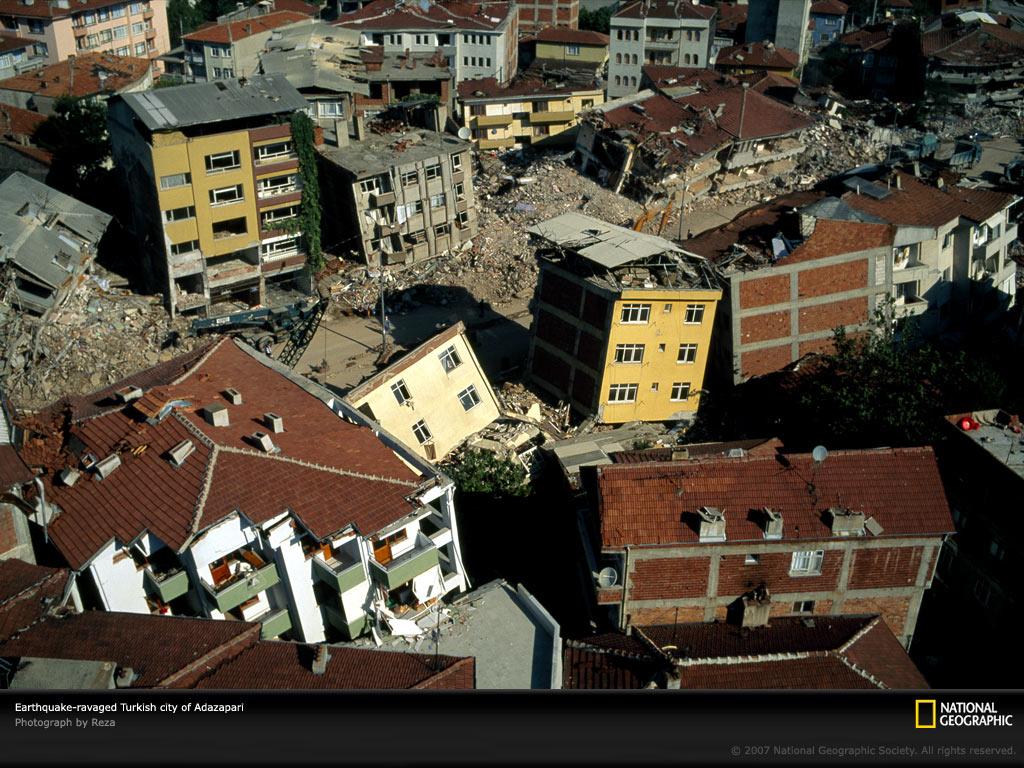 Earthquake Wallpaper WallpaperSafari