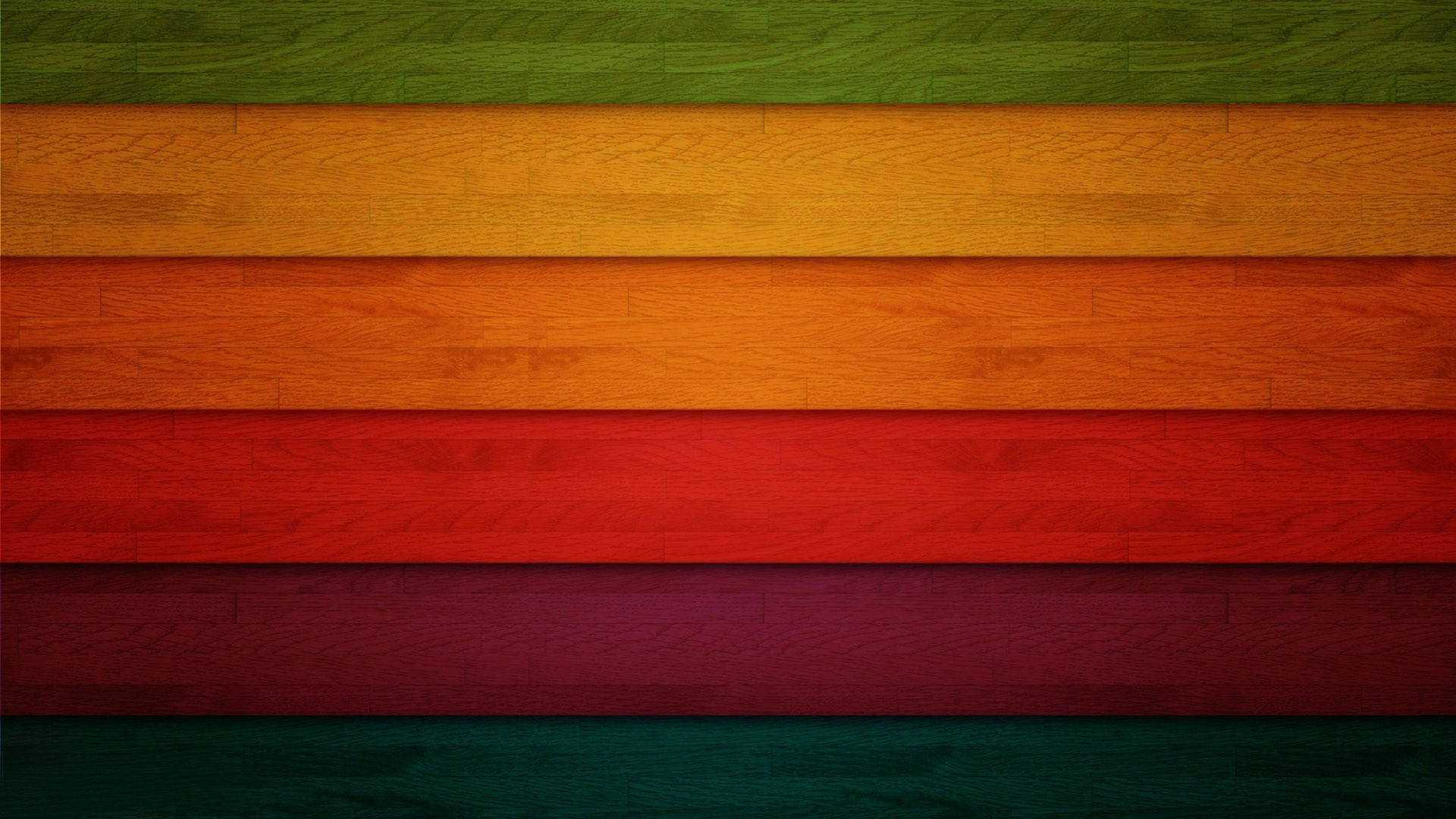Colorful wood panels wallpaper 10820 1920x1080