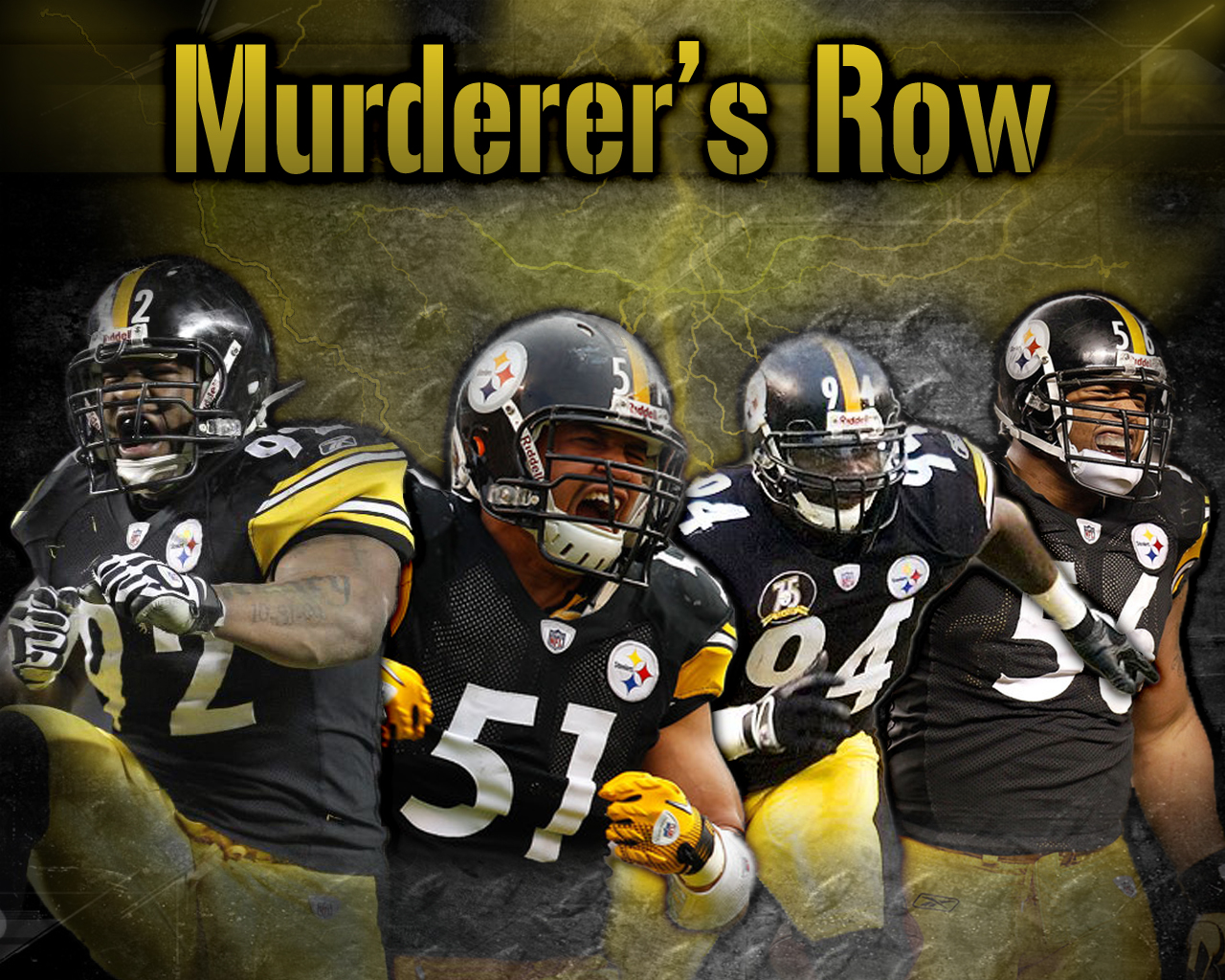 Steelers Wallpaper   Steelers Fever Forums 1280x1024