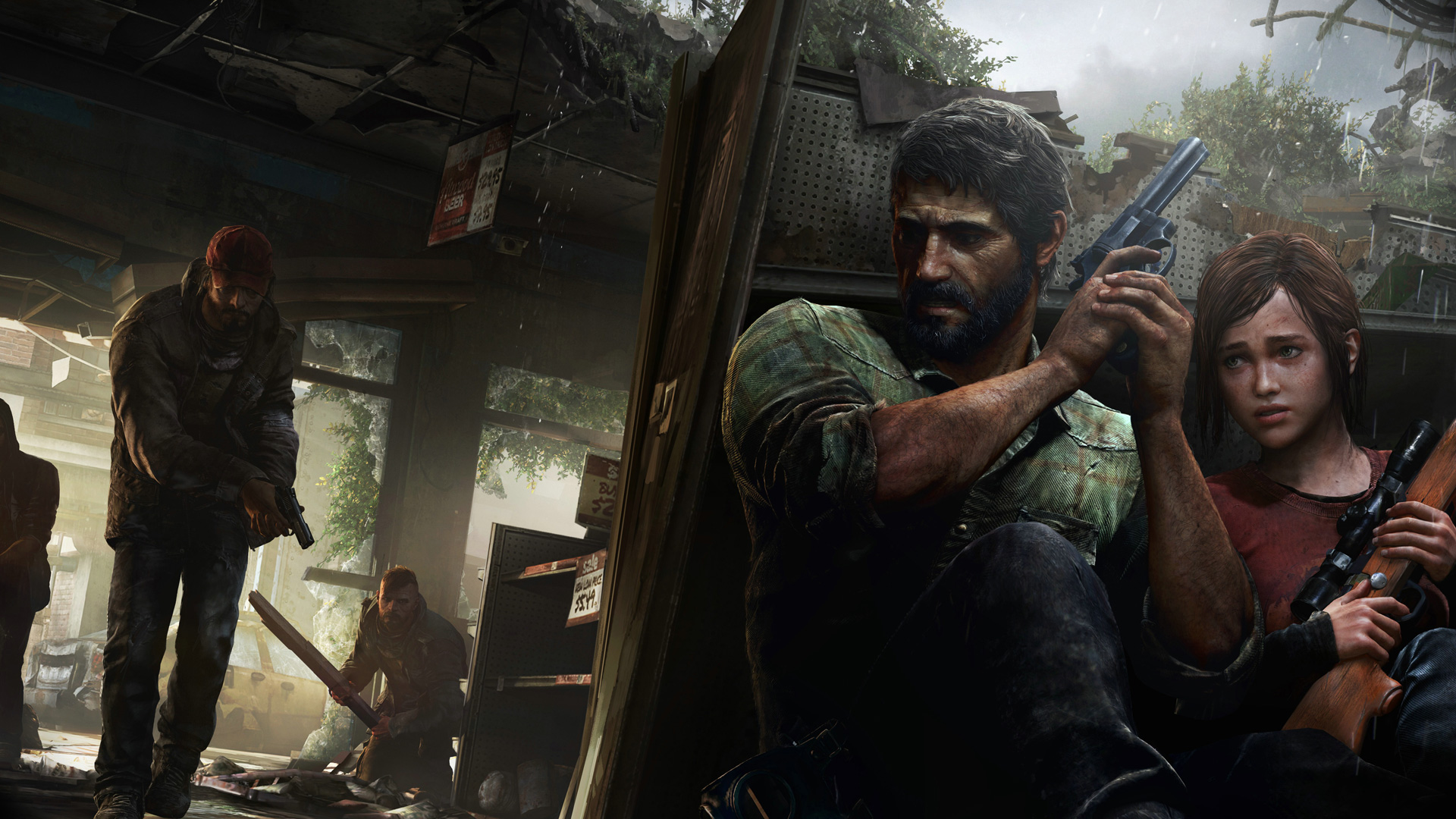 The Last of Us Wallpaper HD Page 3 1920x1080