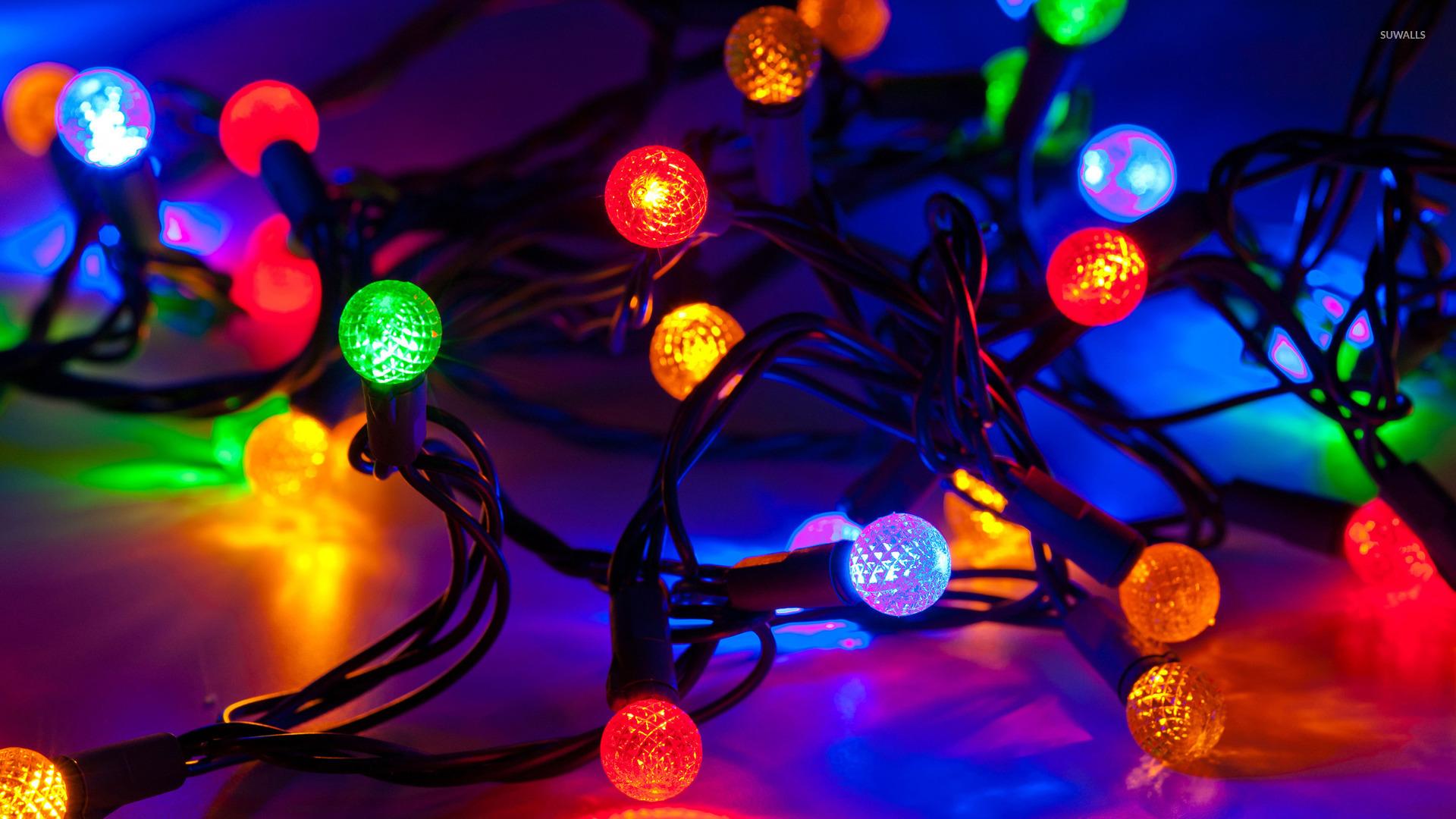 Christmas lights wallpaper   Photography wallpapers   22901 1920x1080