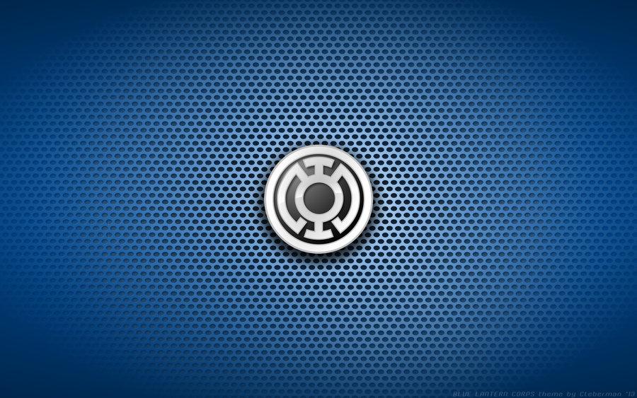 Wallpaper   Blue Lantern Corps Logo by Kalangozilla 900x563