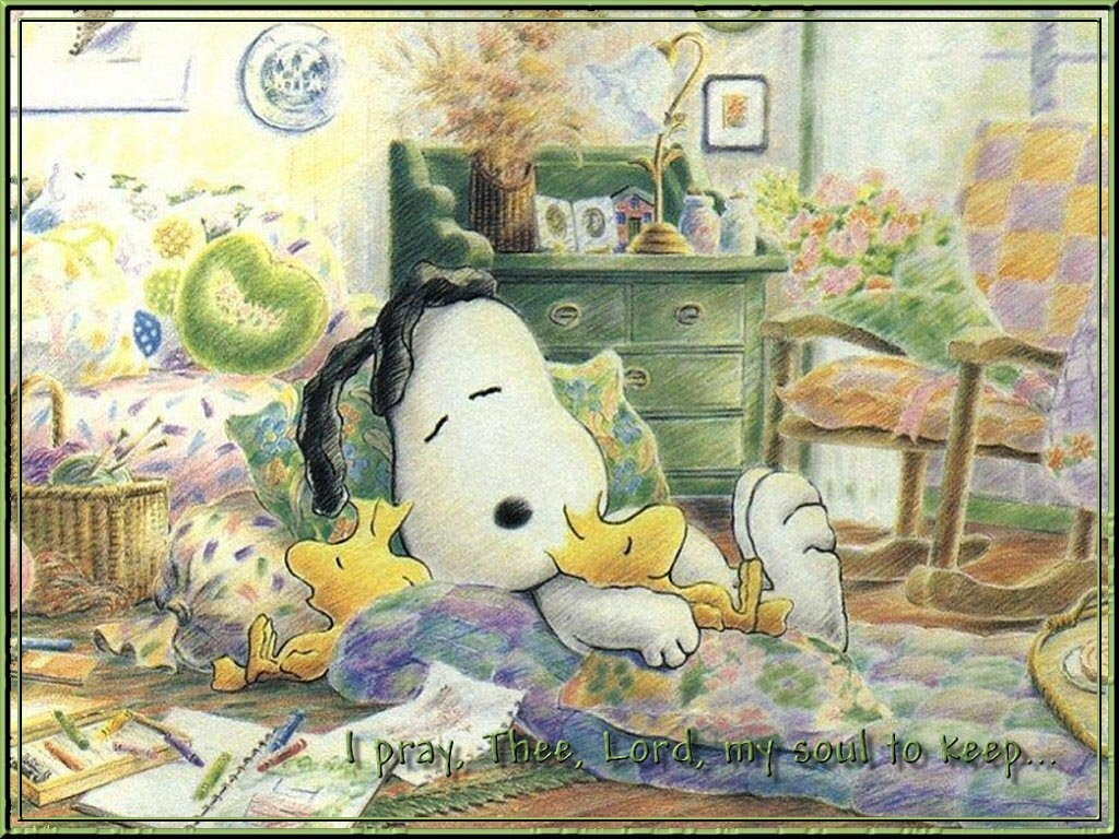 snoopy wallpapers snoopy typing away snoopy taking a nap snoopy 1024x768