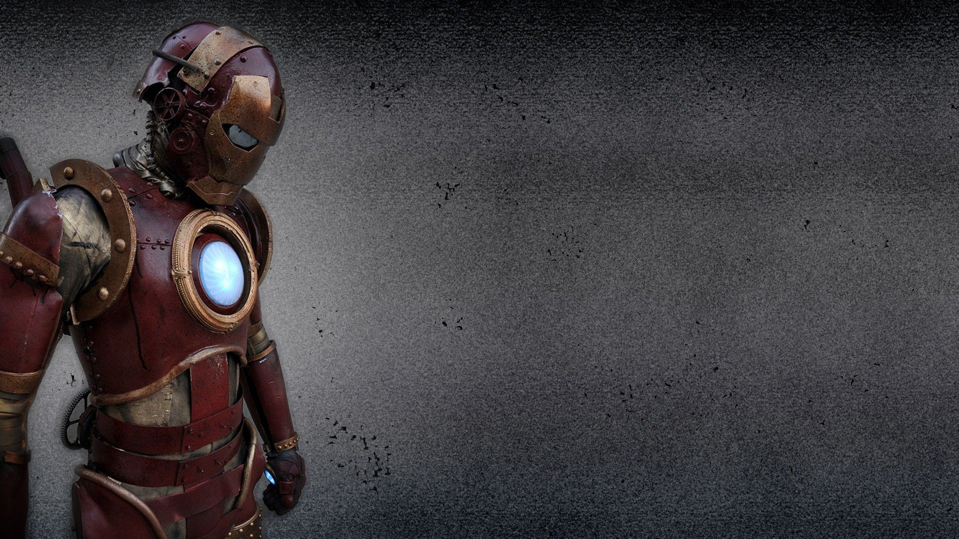 steampunk iron man wallpapers hd 399885 steampunk iron man 1920x1080