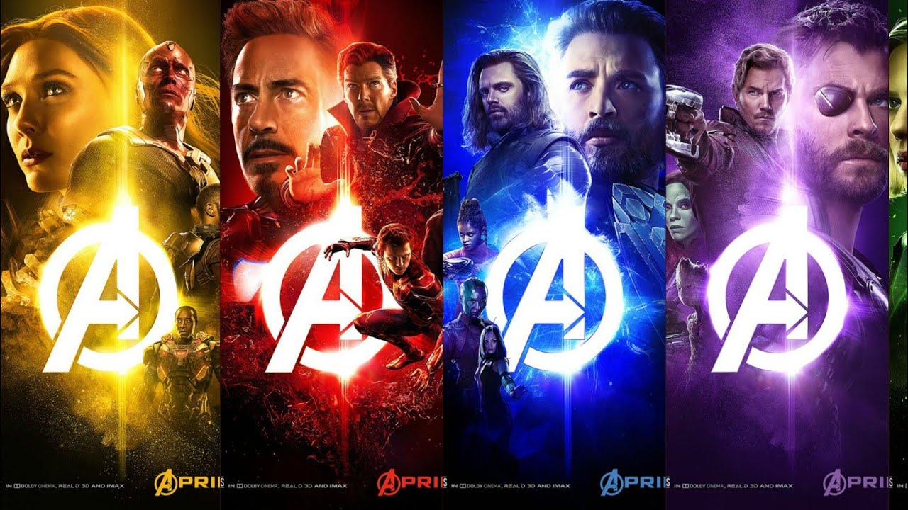 Avengers infinity war hd wallpaper 1280x720