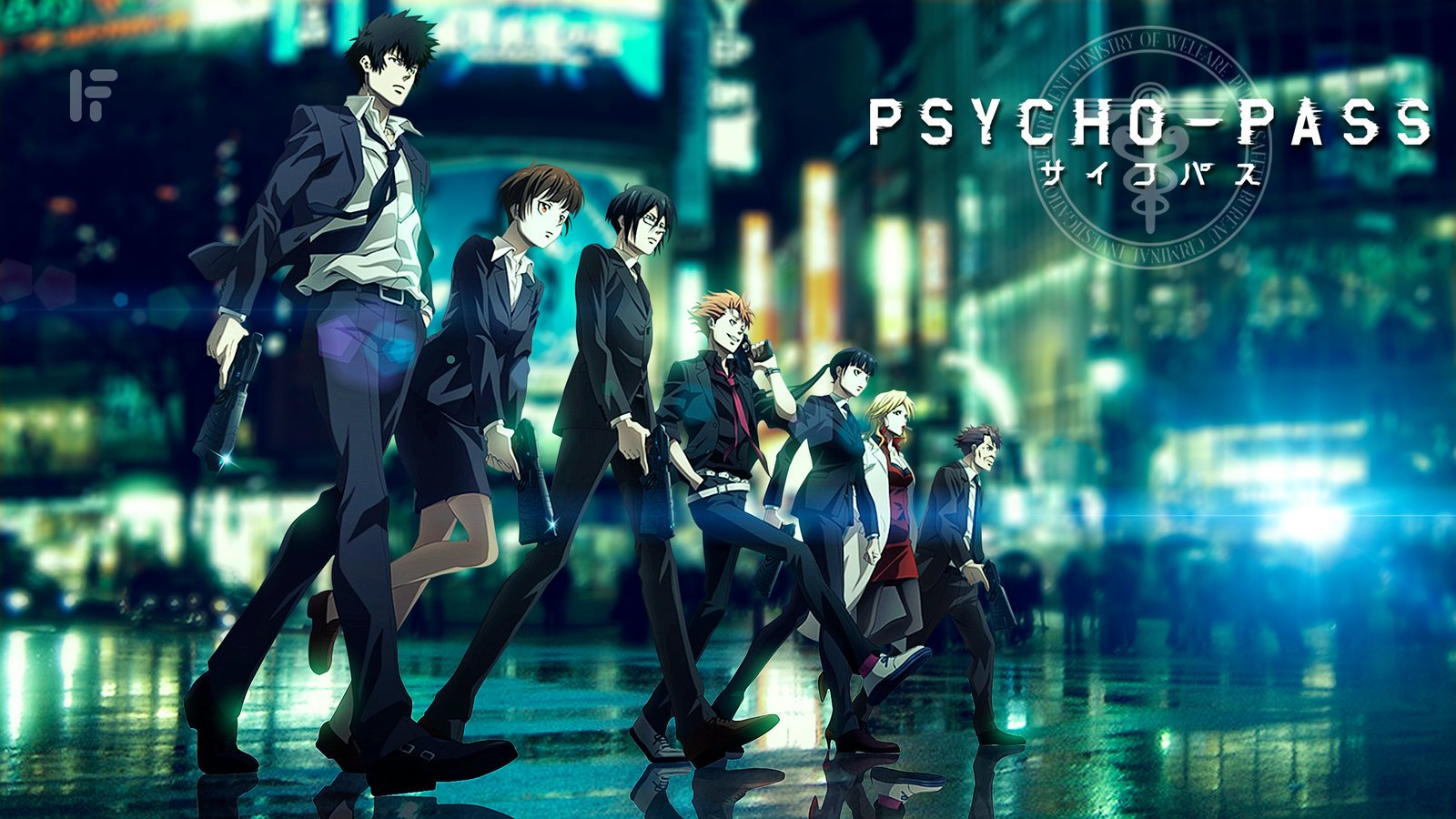 Psycho Pass Wallpaper Hd Wallpapersafari