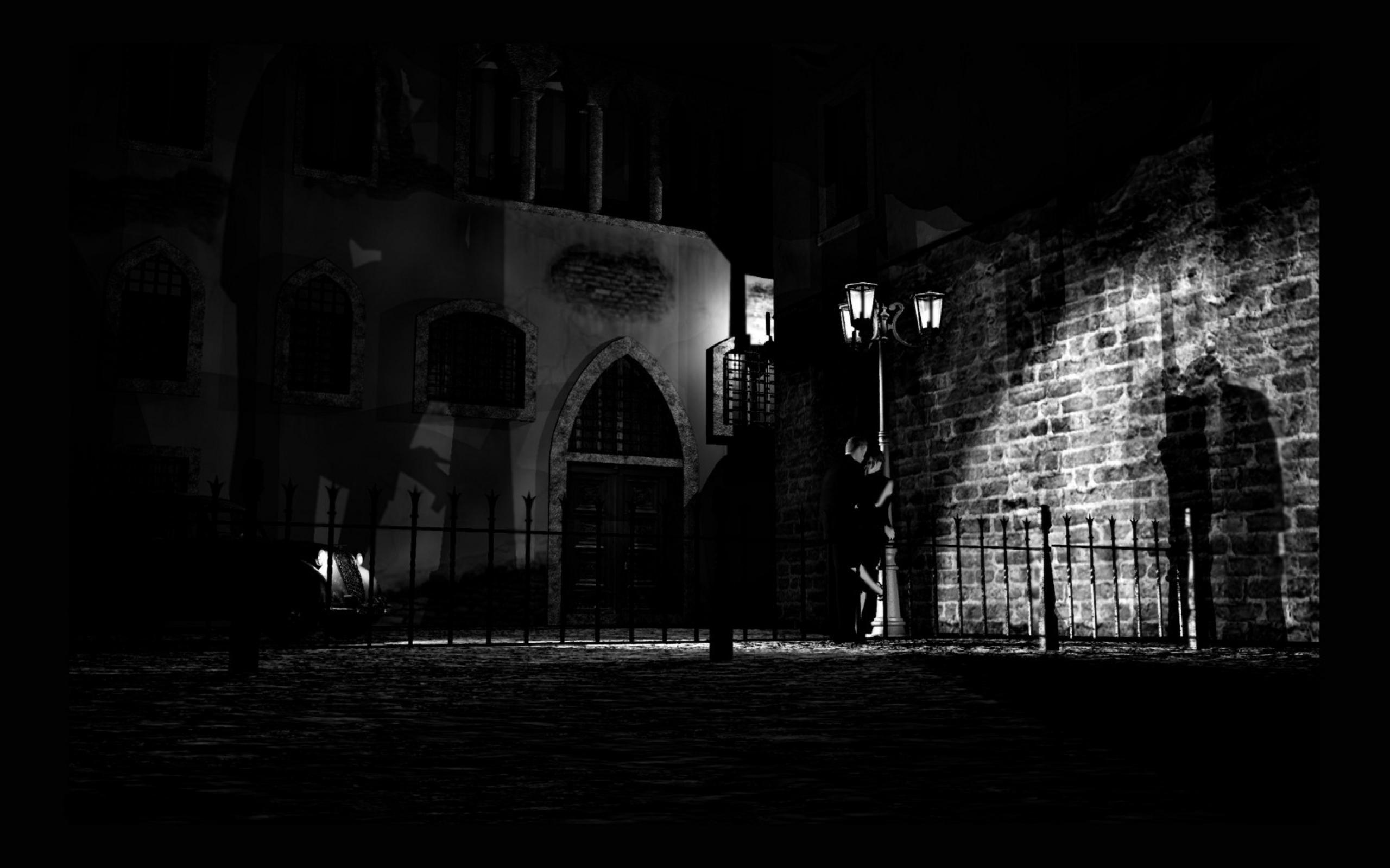 Wallpapers Download 2560x1600 amp film noir kiss 1680x1050 wallpaper 2560x1600