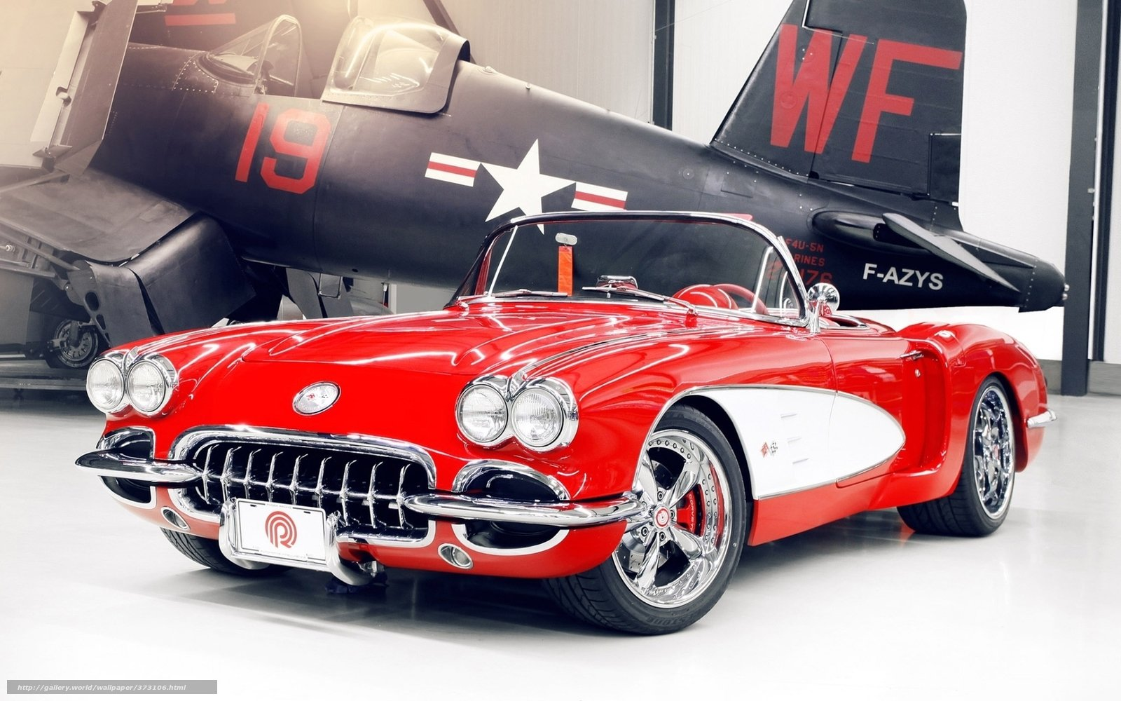 Classic Corvette Wallpaper Wallpapersafari