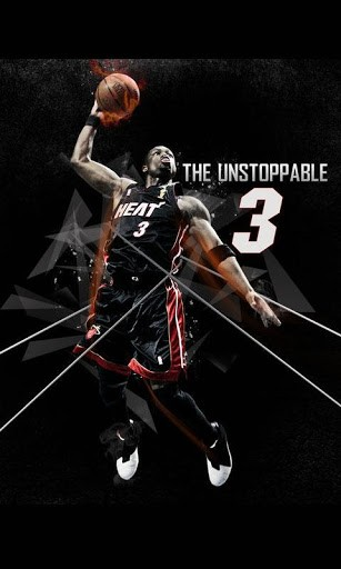 Dwyane Wade wallpaper 2014 App for Android 307x512
