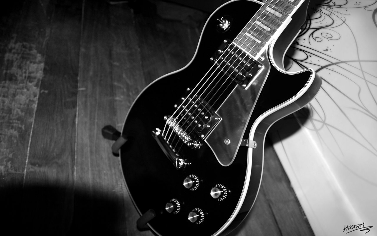 Free Download Wallpapers Gibson Les Paul Taringa 1280x800