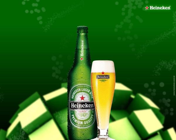 Bro Code Beer Hd Wallpaper: Green Beer Wallpaper