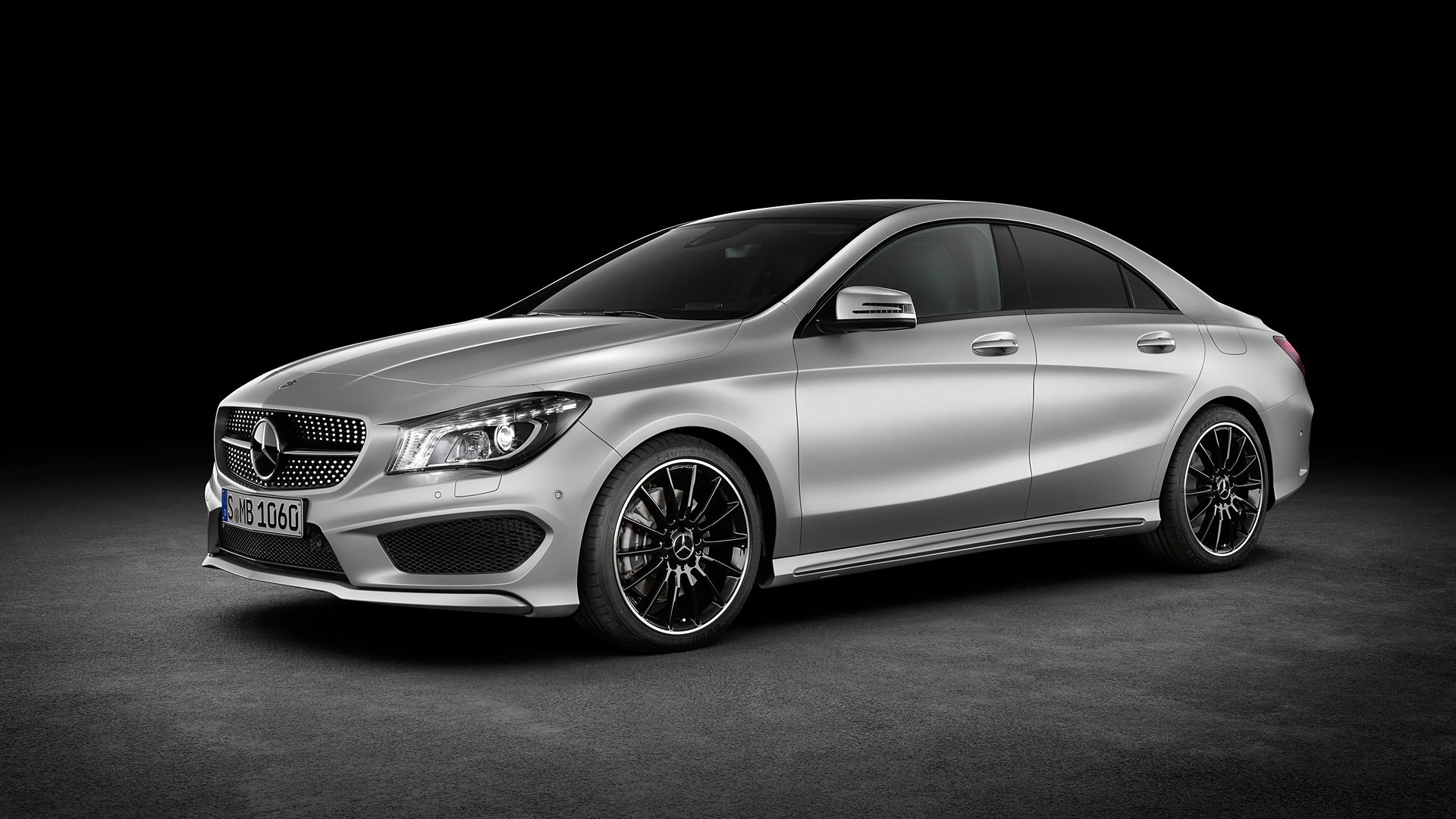 2014 Mercedes Benz CLA CLass Wallpapers HD Images   WSupercars 1920x1080