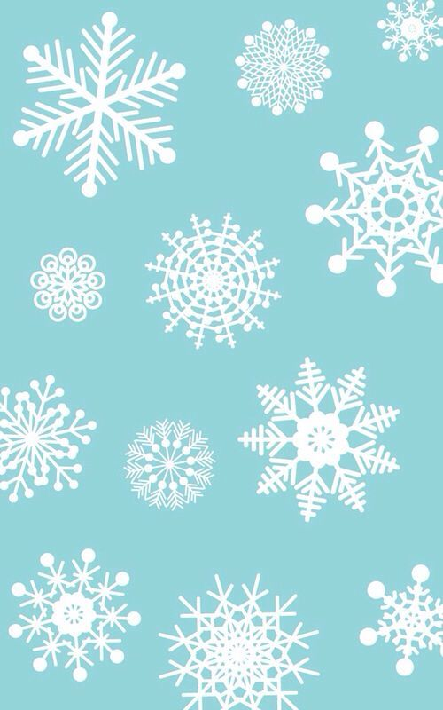 Free Download Snowflake Background Stuff For Iphone