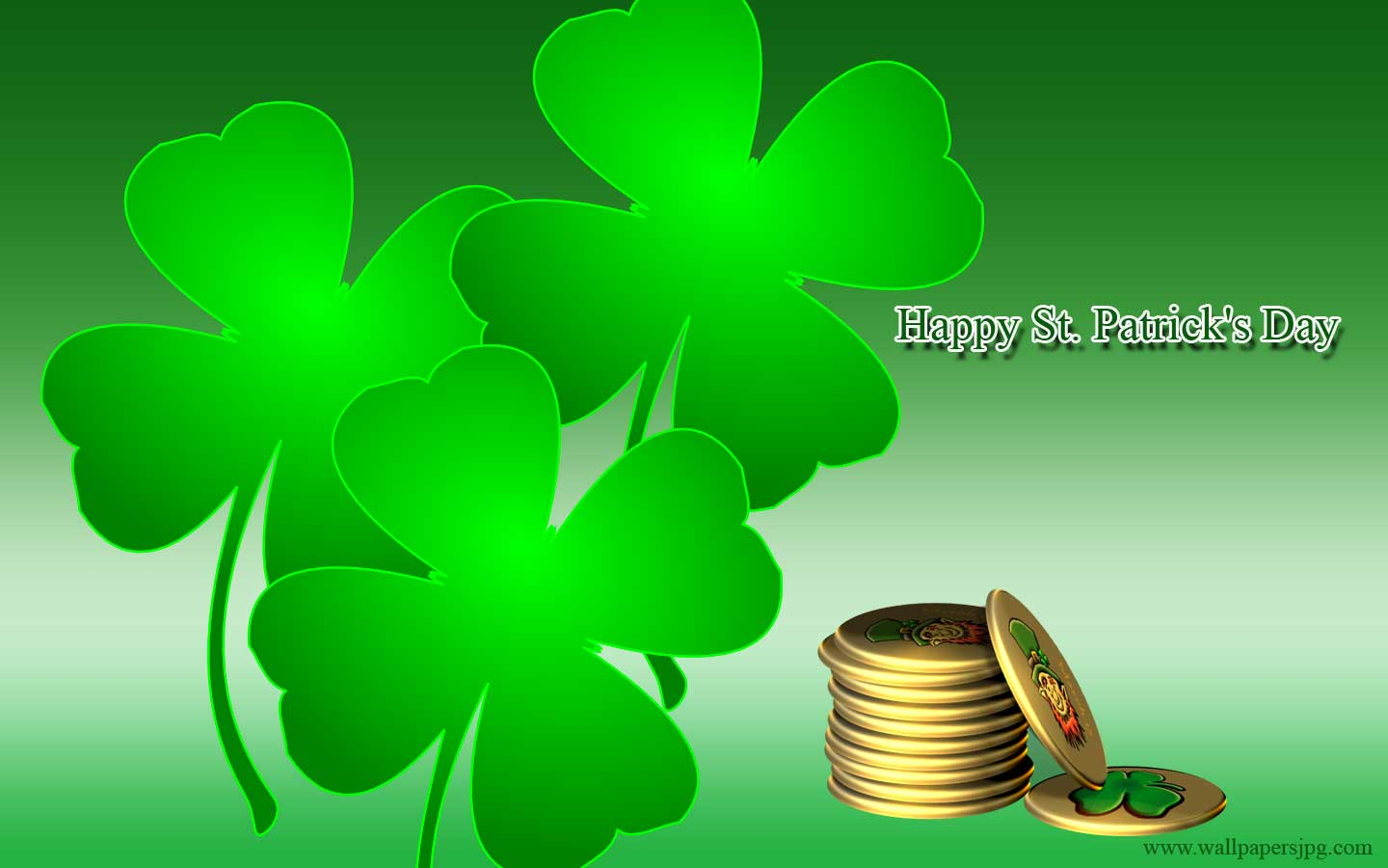 PicturesPool: St Patrick's Day Greetings WallPapers