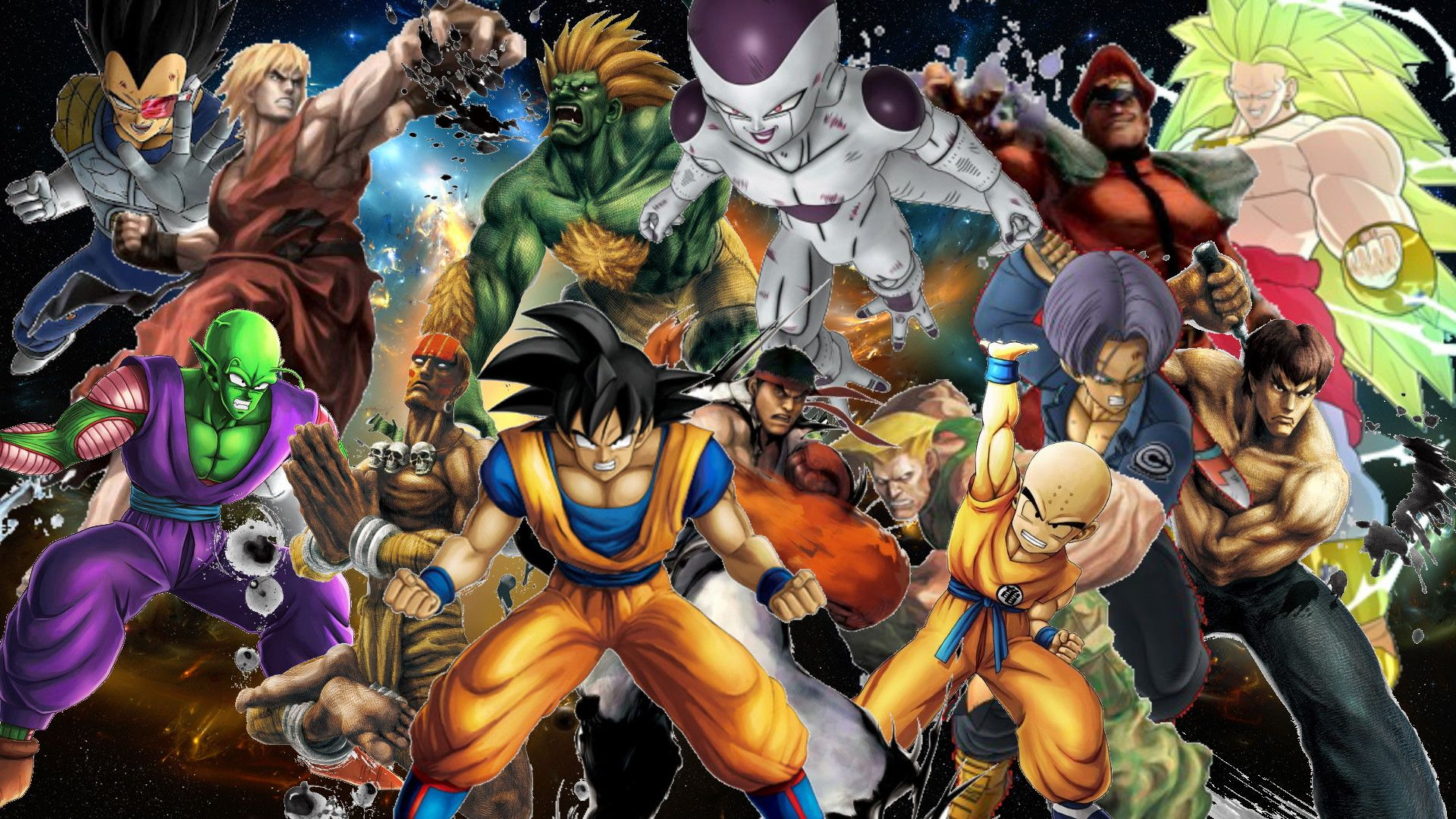 Dragon Ball Z Hd Wallpaper - WallpaperSafari
