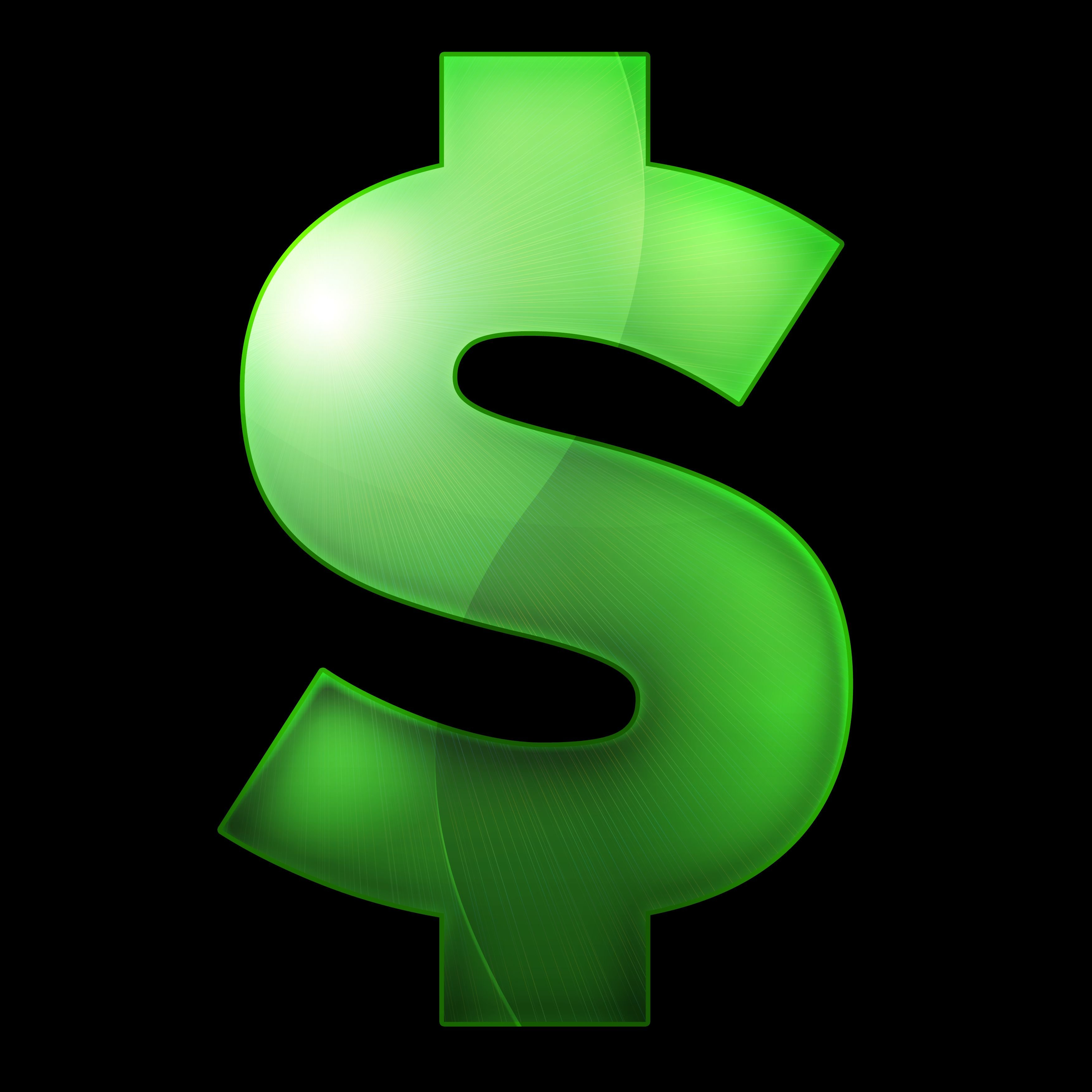 Dollar Sign Images Crazy Gallery 3508x3508
