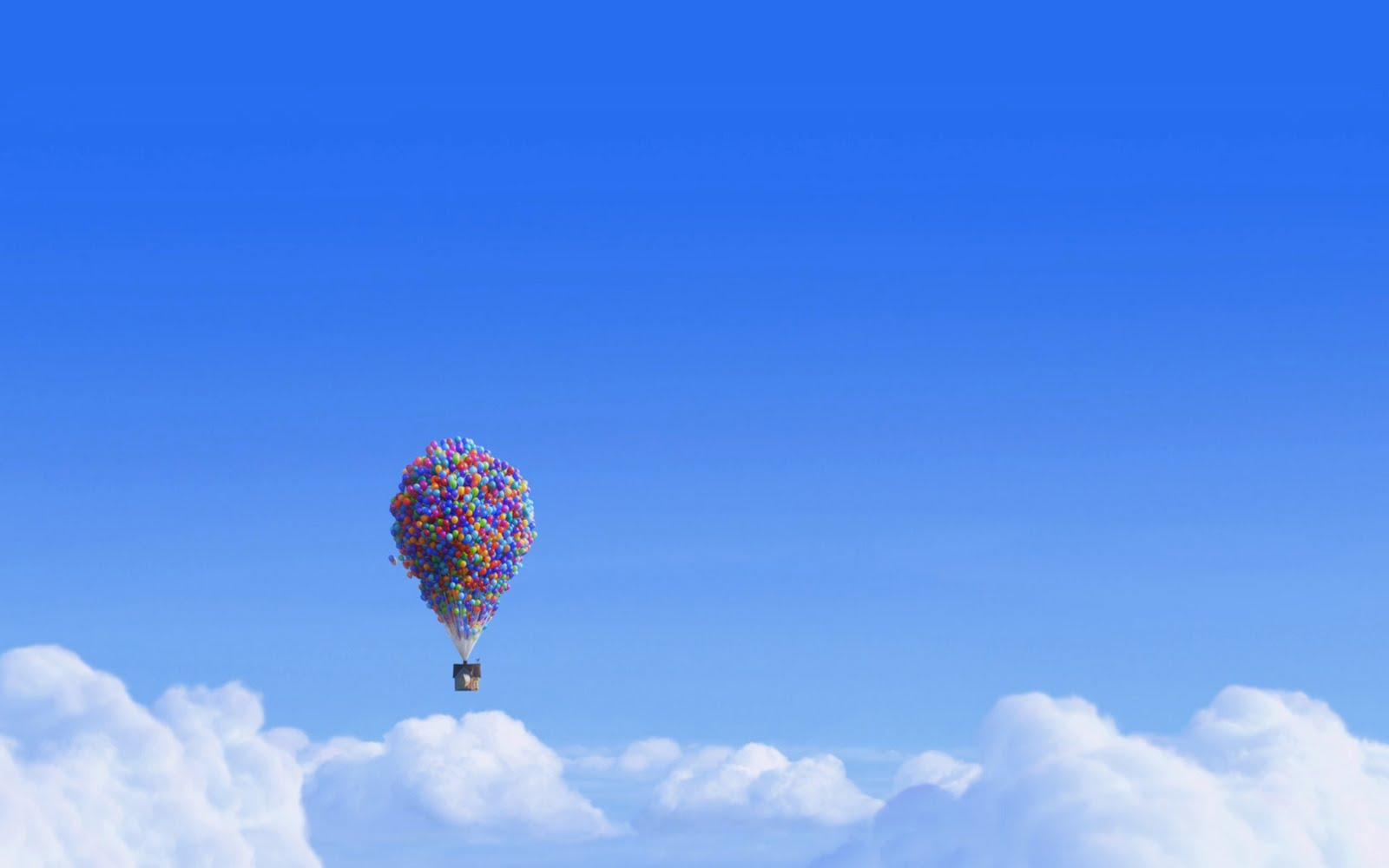 UP 3D Movie Pixar Studios HD WallpapersHigh Resolution Backgrounds 1600x1000