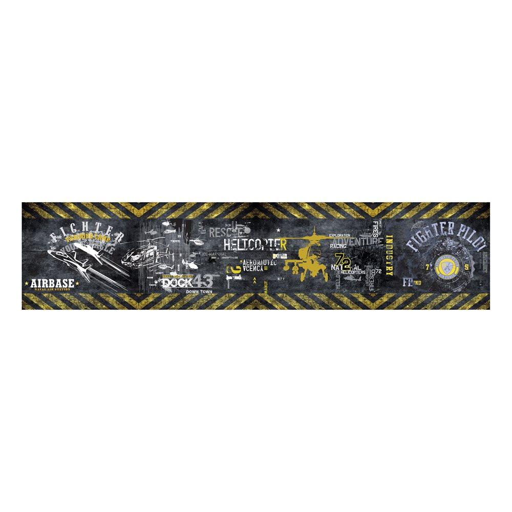 Walls Republic M8910 Runway Wallpaper Border Lowes Canada 1000x1000