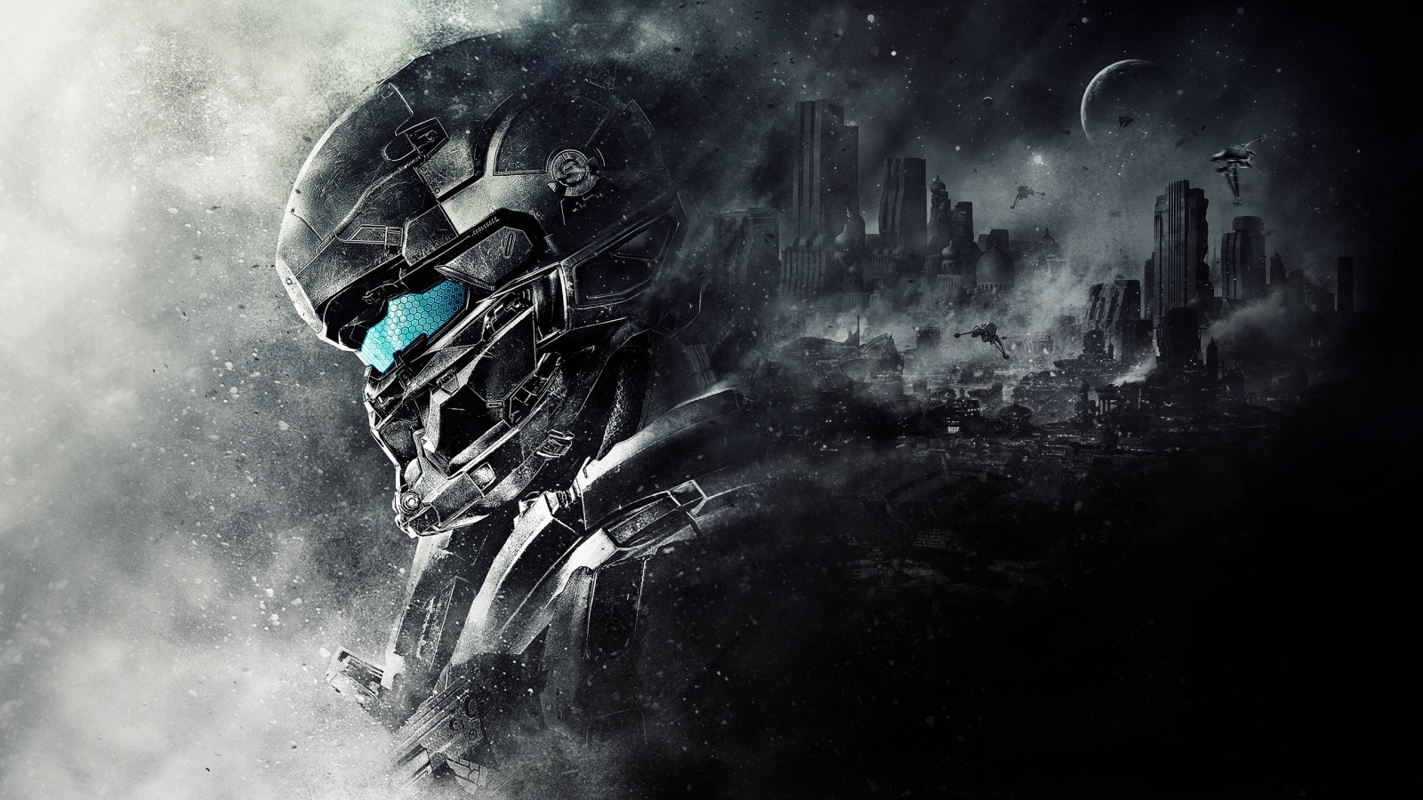 Spartan Locke Halo 5 Guardians Wallpapers HD Wallpapers 1600x900
