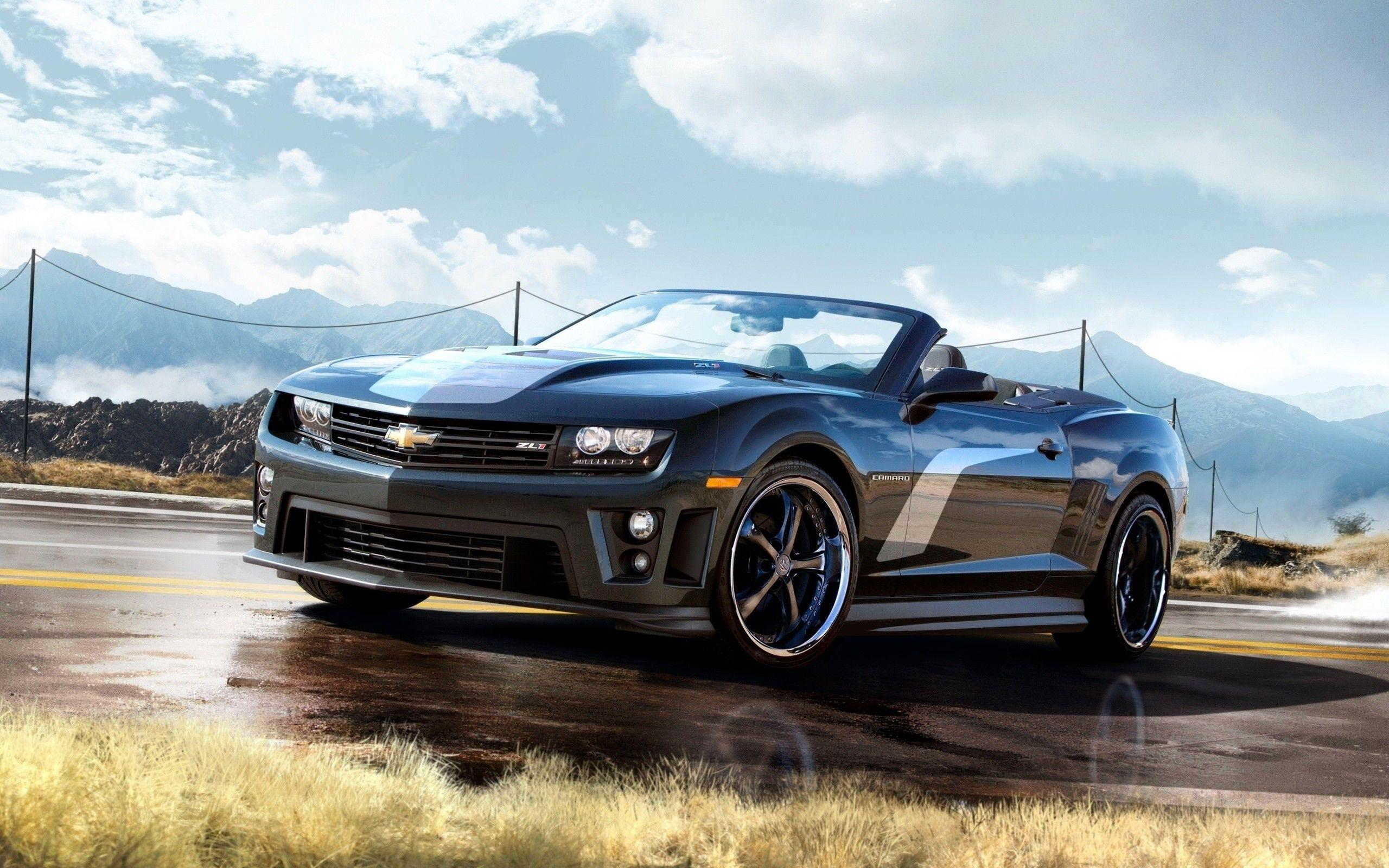 Camaro Zl1 Wallpapers 2560x1600