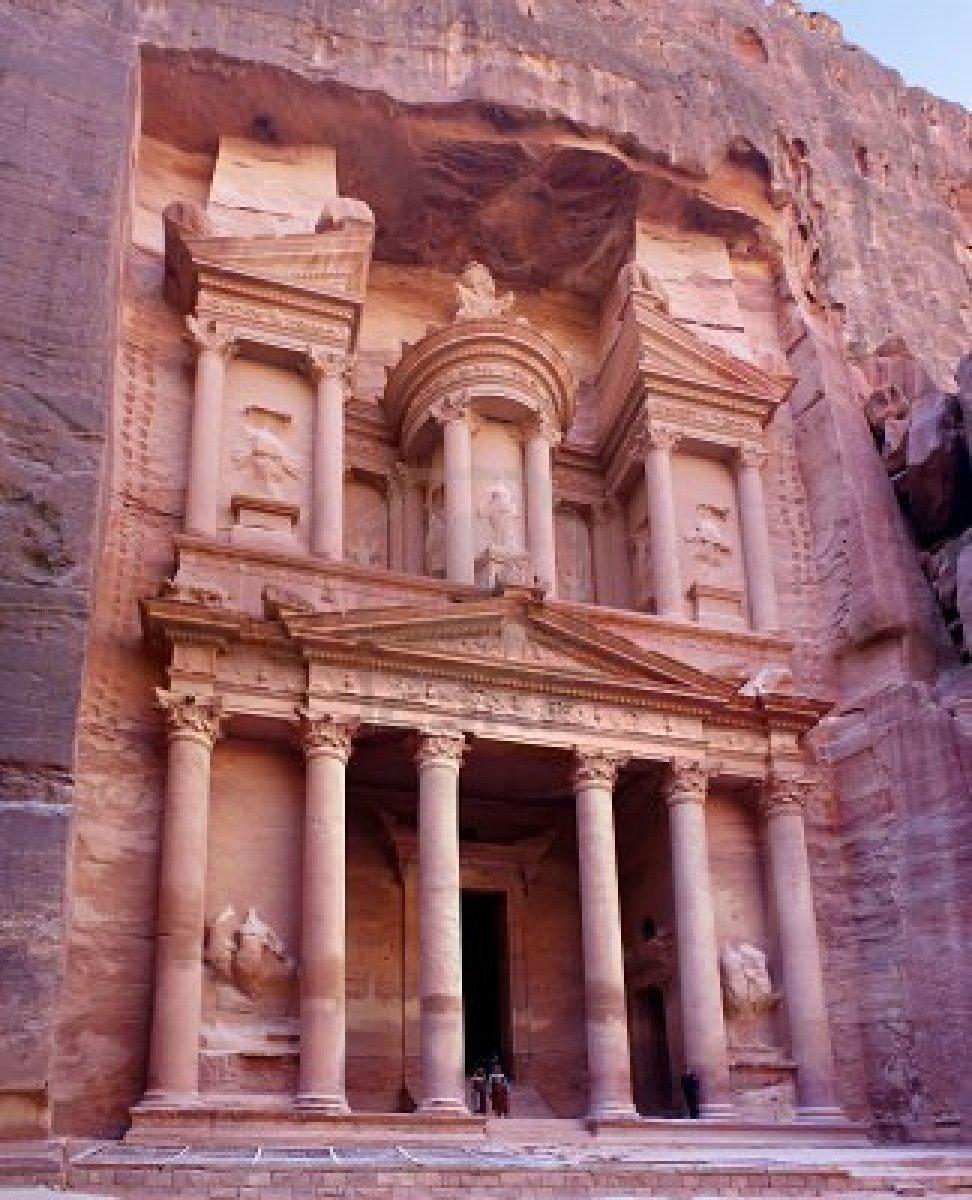 Petra Jordan Wallpaper
