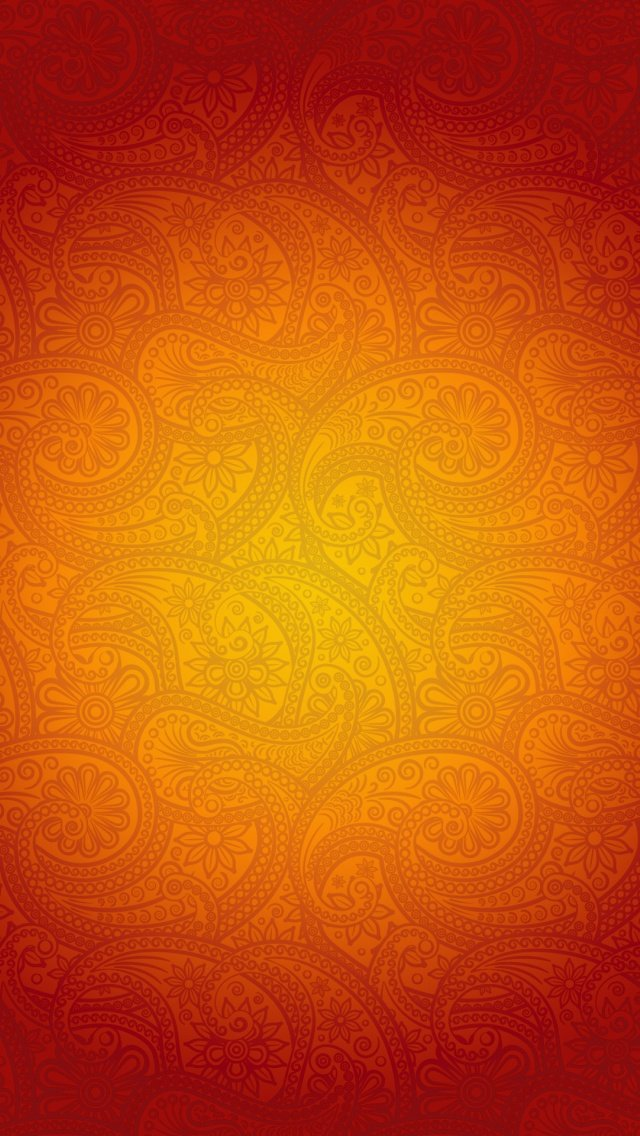 [45+] Orange Phone Wallpaper on WallpaperSafari