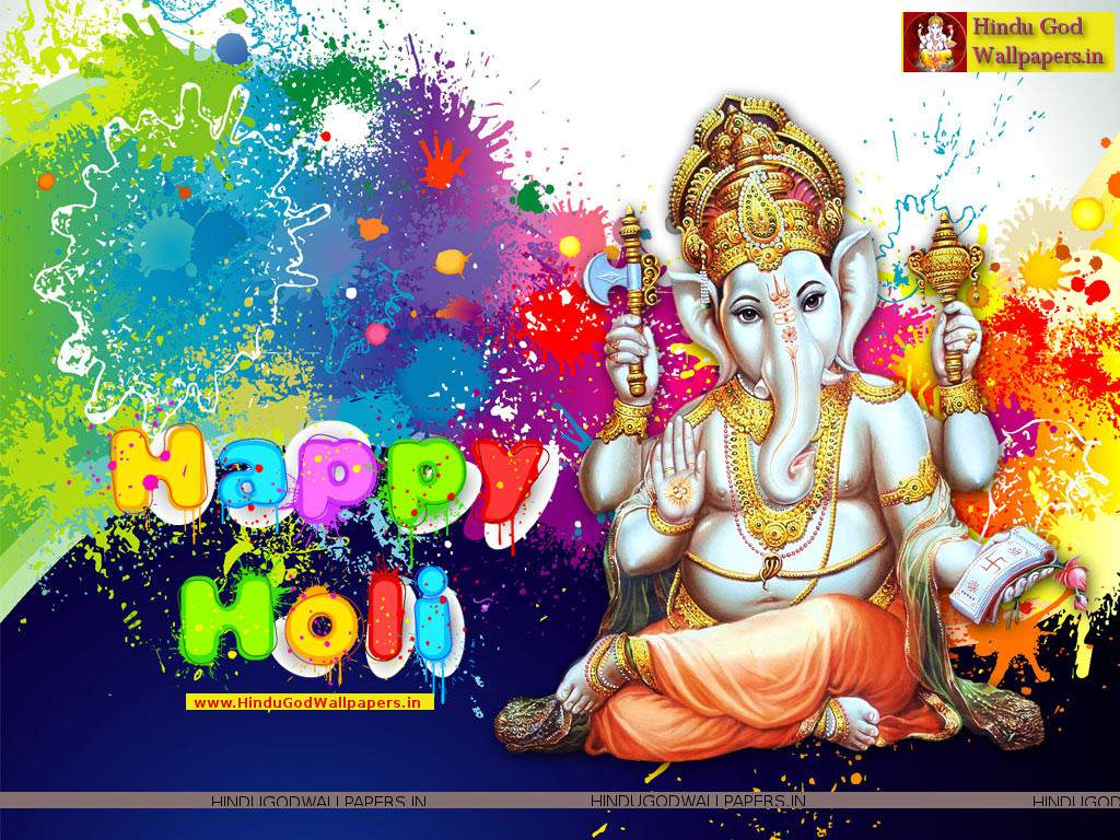 Festival Holi Wallpaper Download God Images   Hindu 1024x768