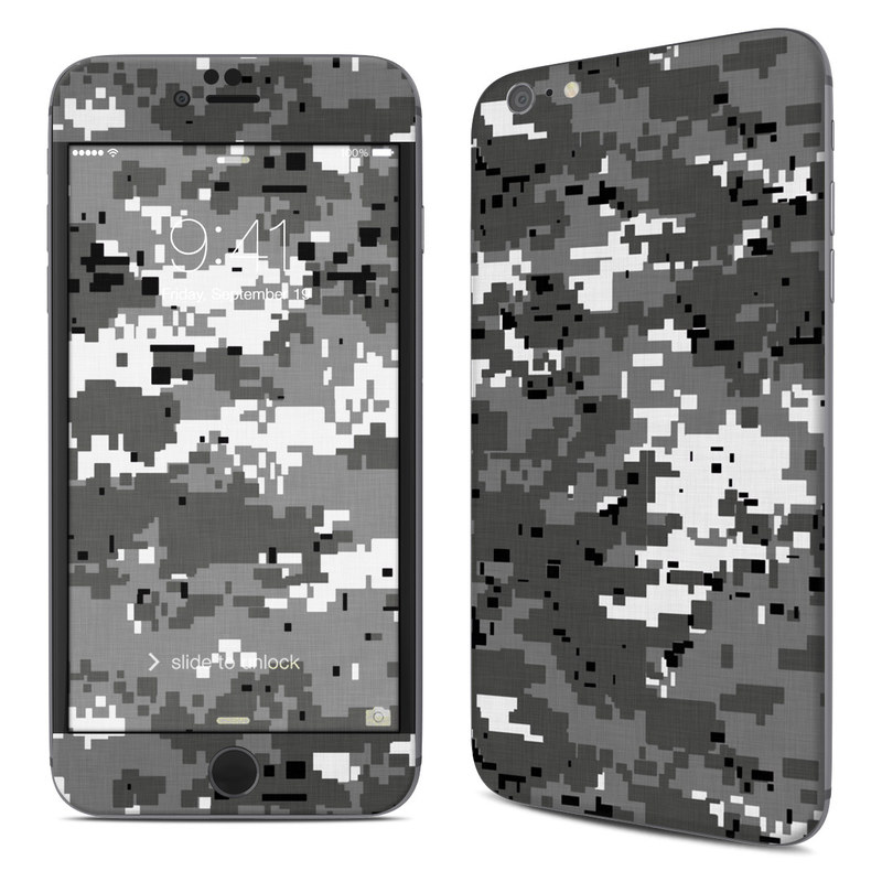 Apple iPhone 6 Plus Skin   Digital Urban Camo by Camo DecalGirl 800x800