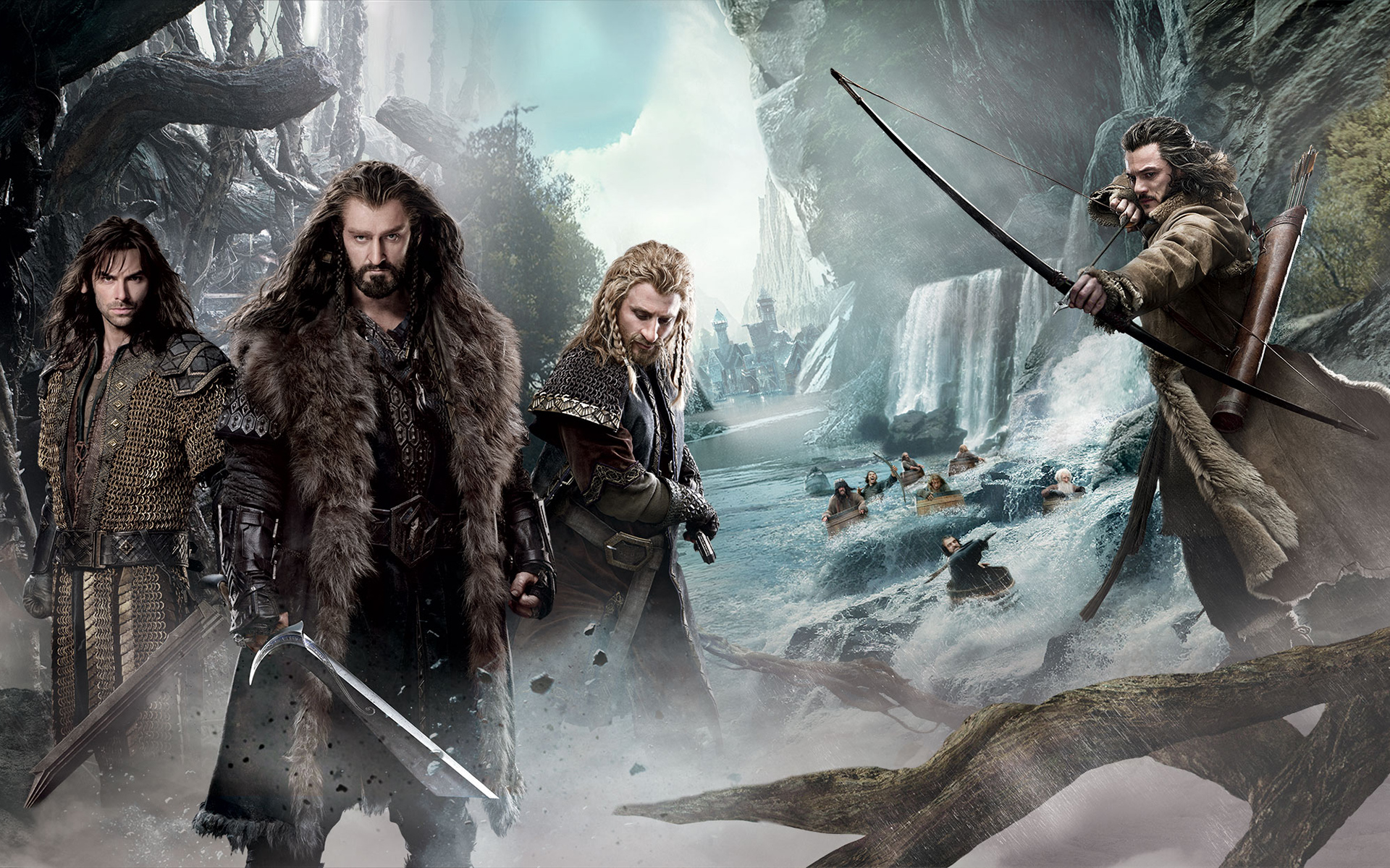 The Hobbit   The Desolation of Smaug 7 1920x1200