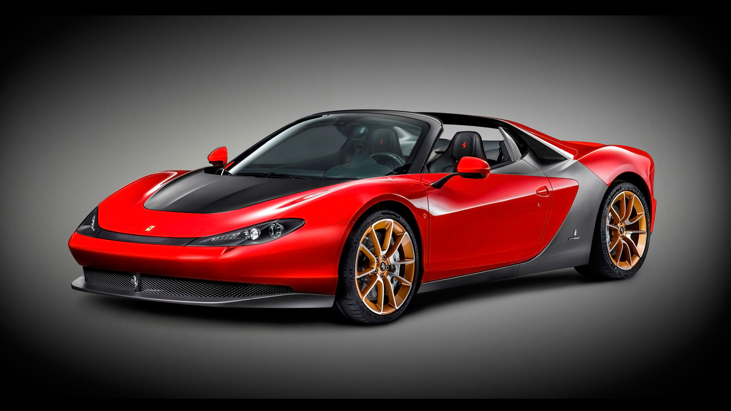2015 Ferrari Sergio Wallpaper HD Car Wallpapers 2560x1440