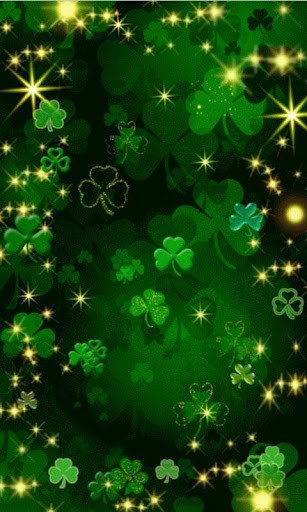 Irish Shamrock Wallpaper Shamrock live wallpaper 307x512