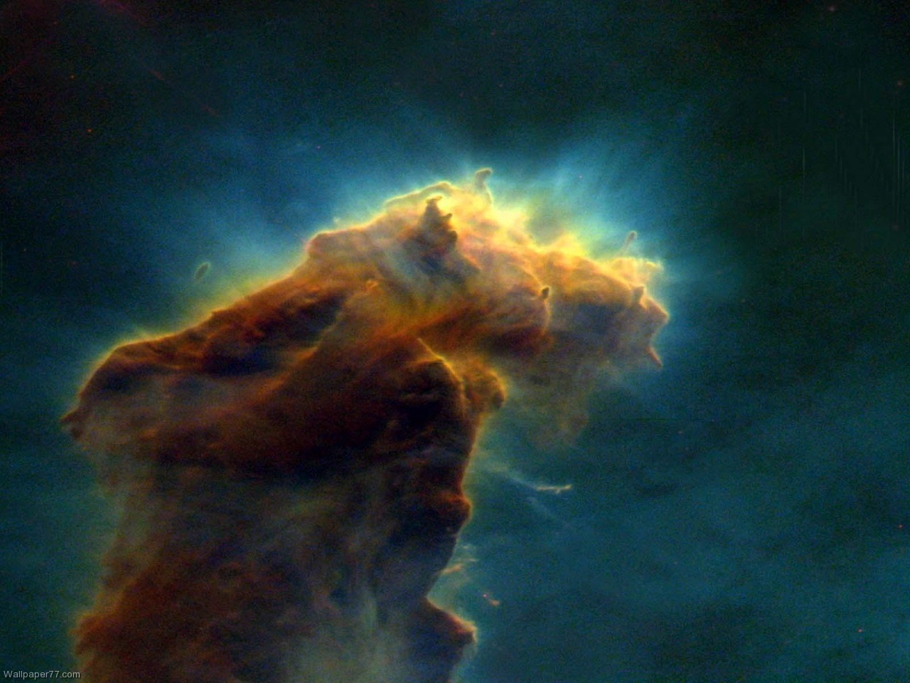 Free Download Nebula Clouds Galaxy Wallpapers Space