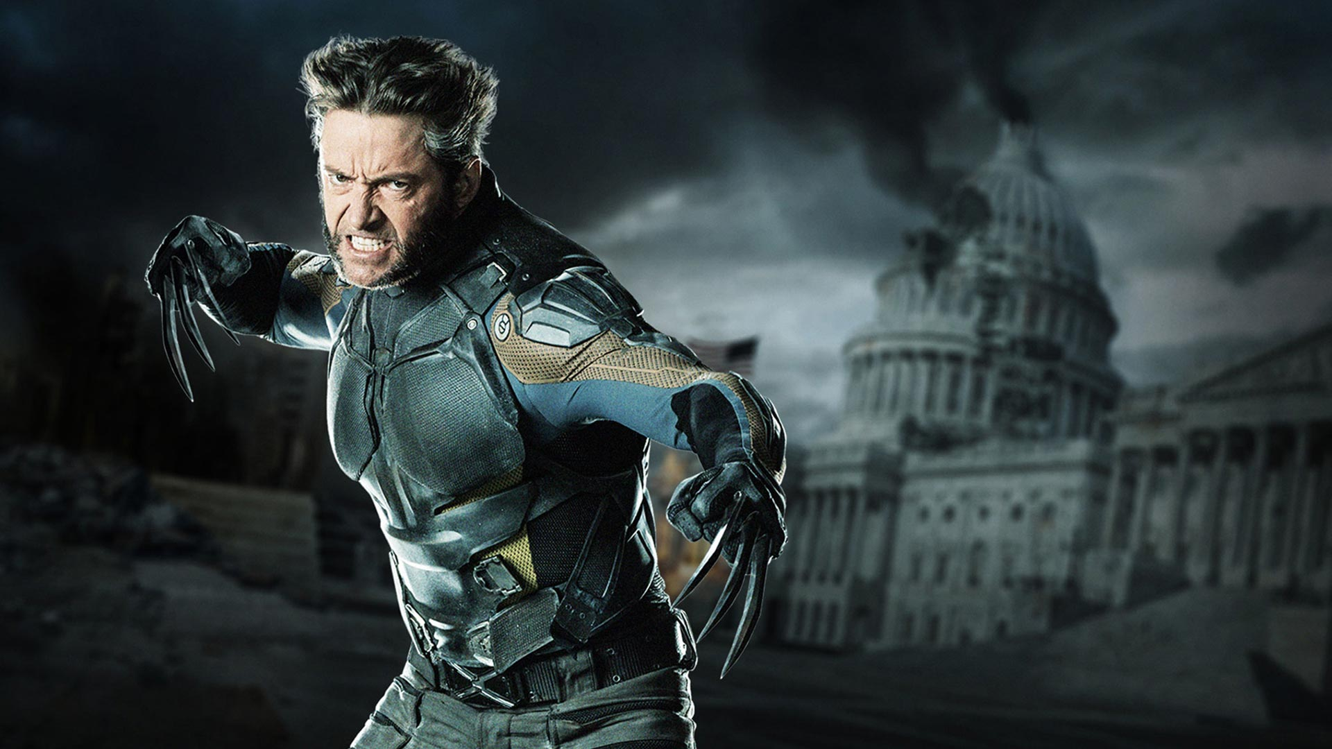 Men Days of Future Past Movie 2014 HD iPad iPhone Wallpapers 1920x1080