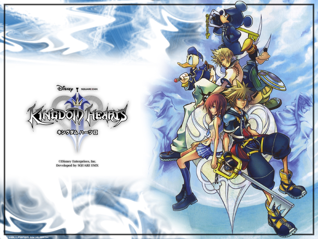 Showing Gallery For Kingdom Hearts 2 Wallpaper 1024x768