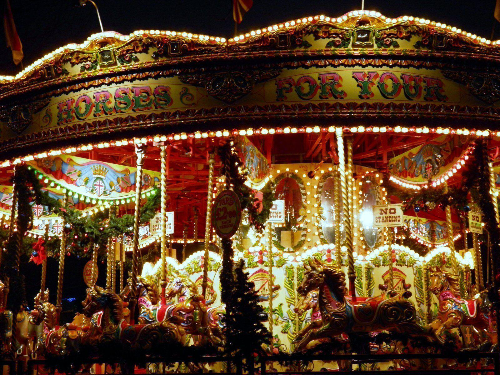 Merry go round Wallpapers 2016 1600x1200