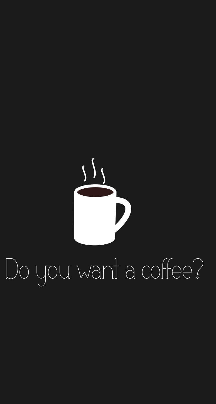 Free Download Minimalist Iphone Wallpaper Retina Coffee