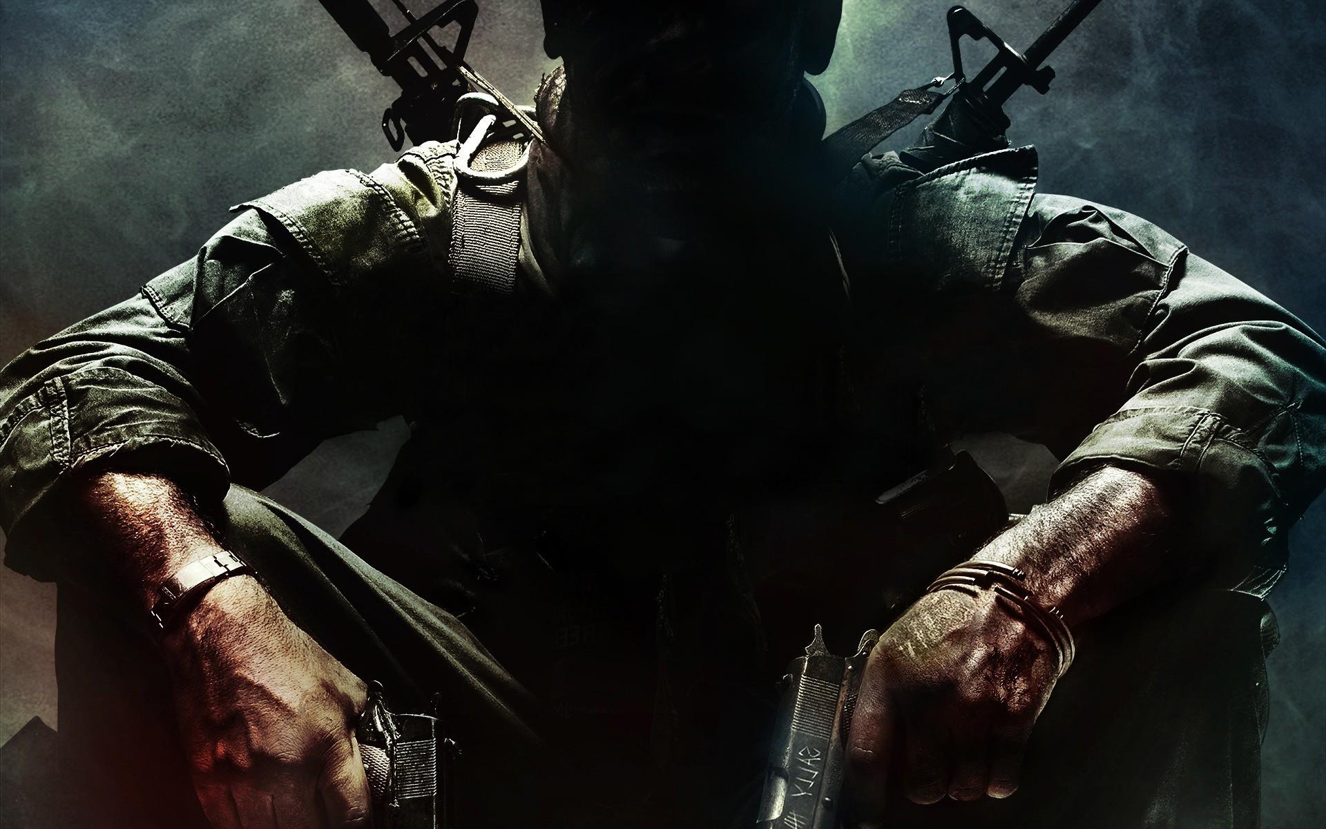Black Ops 3 Hd Wallpaper: Cod Black Ops Wallpaper