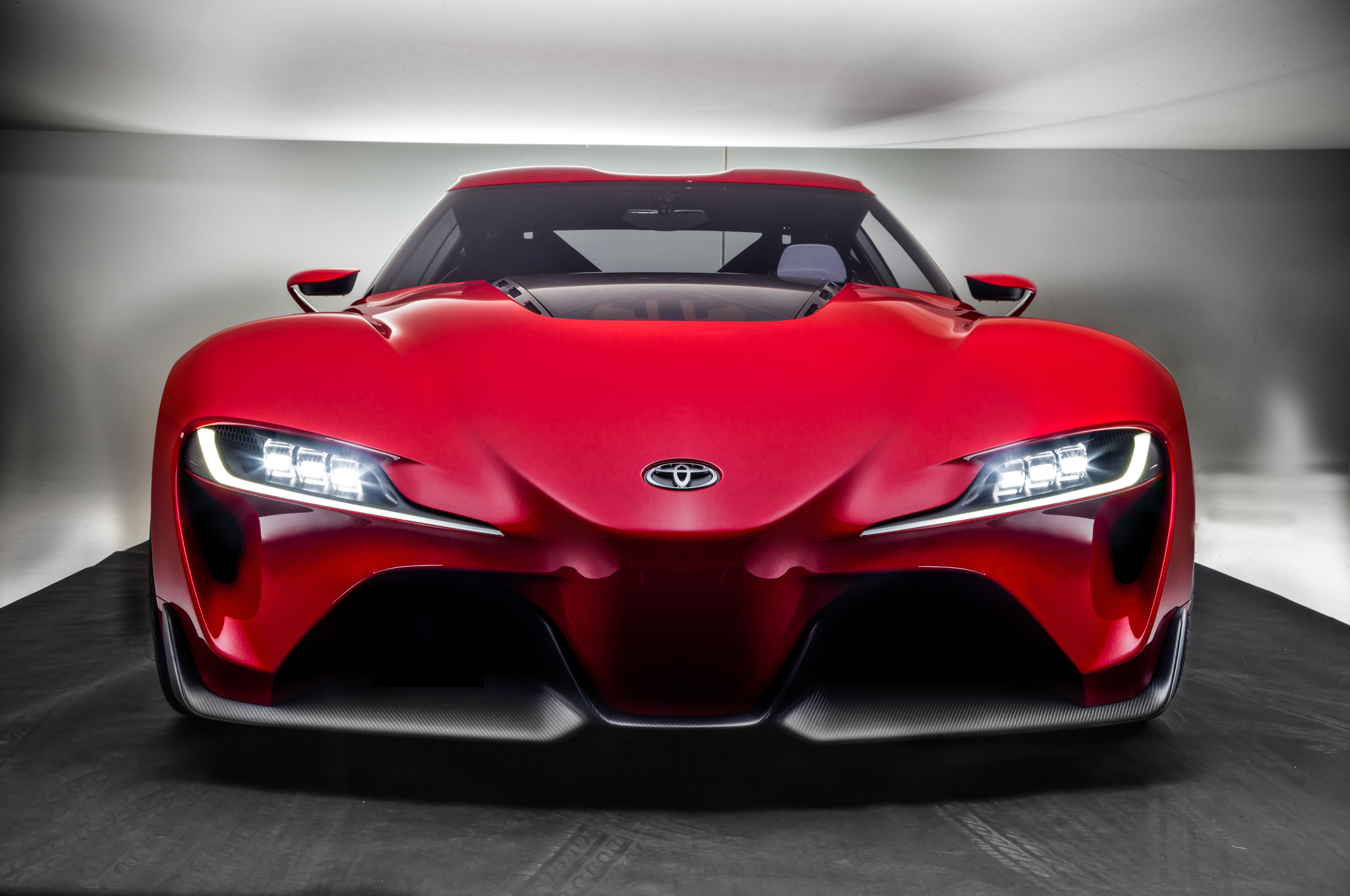 Toyota FT 1 Wallpapers 2017 2018 Toyota Supra Forum FT 1 Concept MKV 2048x1360