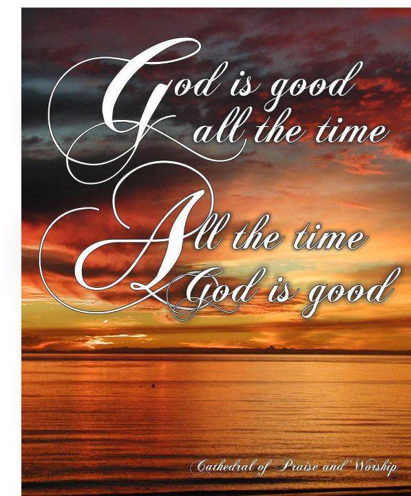 God Is Good Wallpaper Wallpapersafari