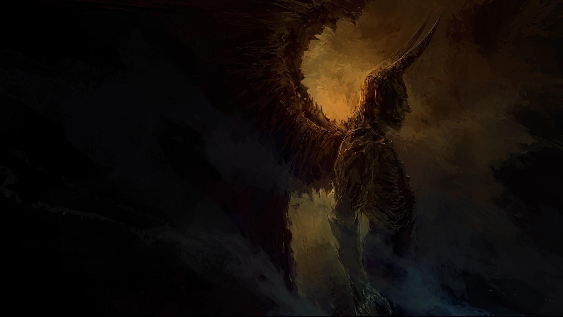 Devil wallpaper 15344 1920x1080