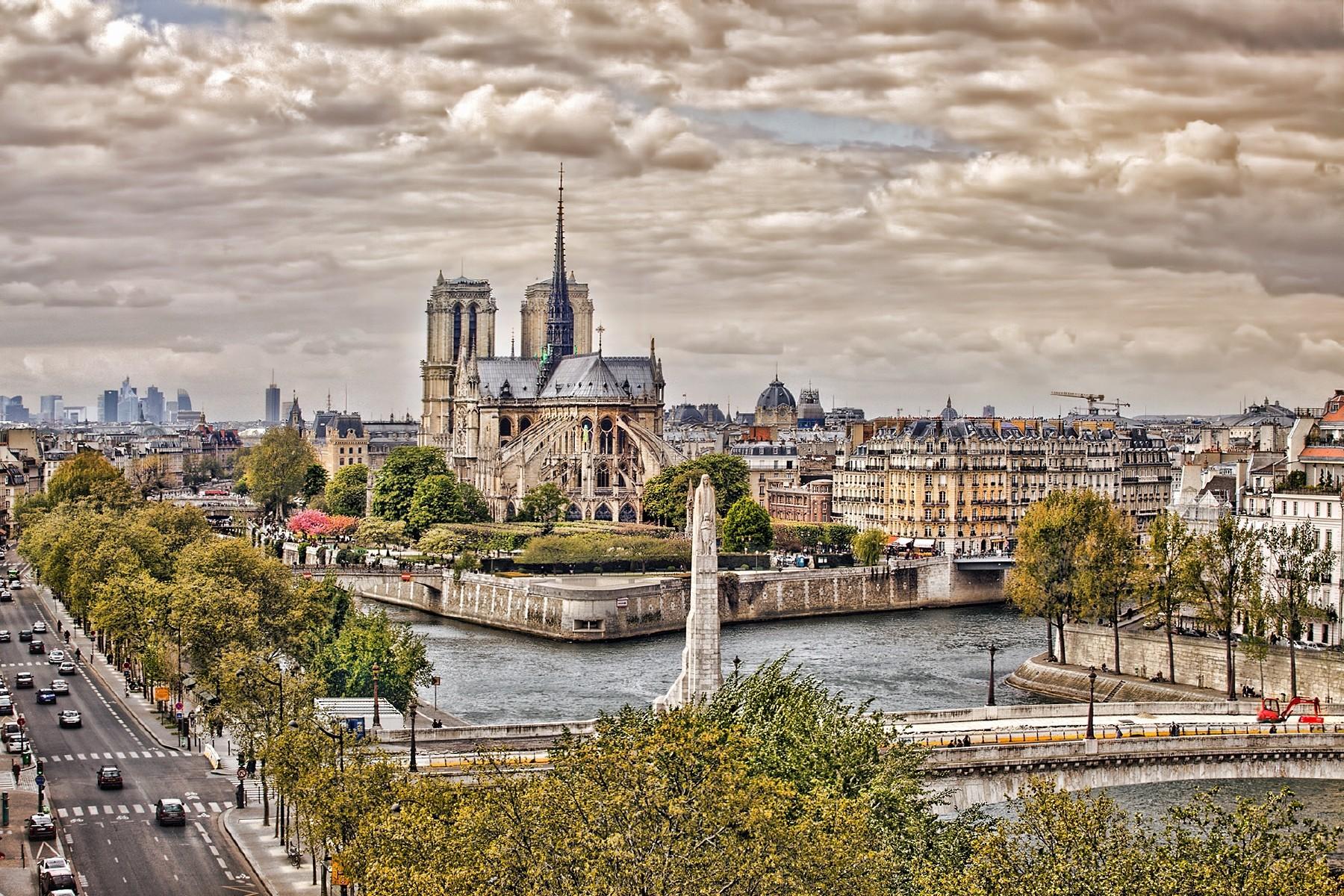 Notre Dame Wallpaper For Kindle