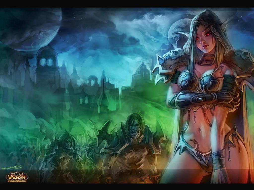 World Of Warcraft Wallpaper Widescreen